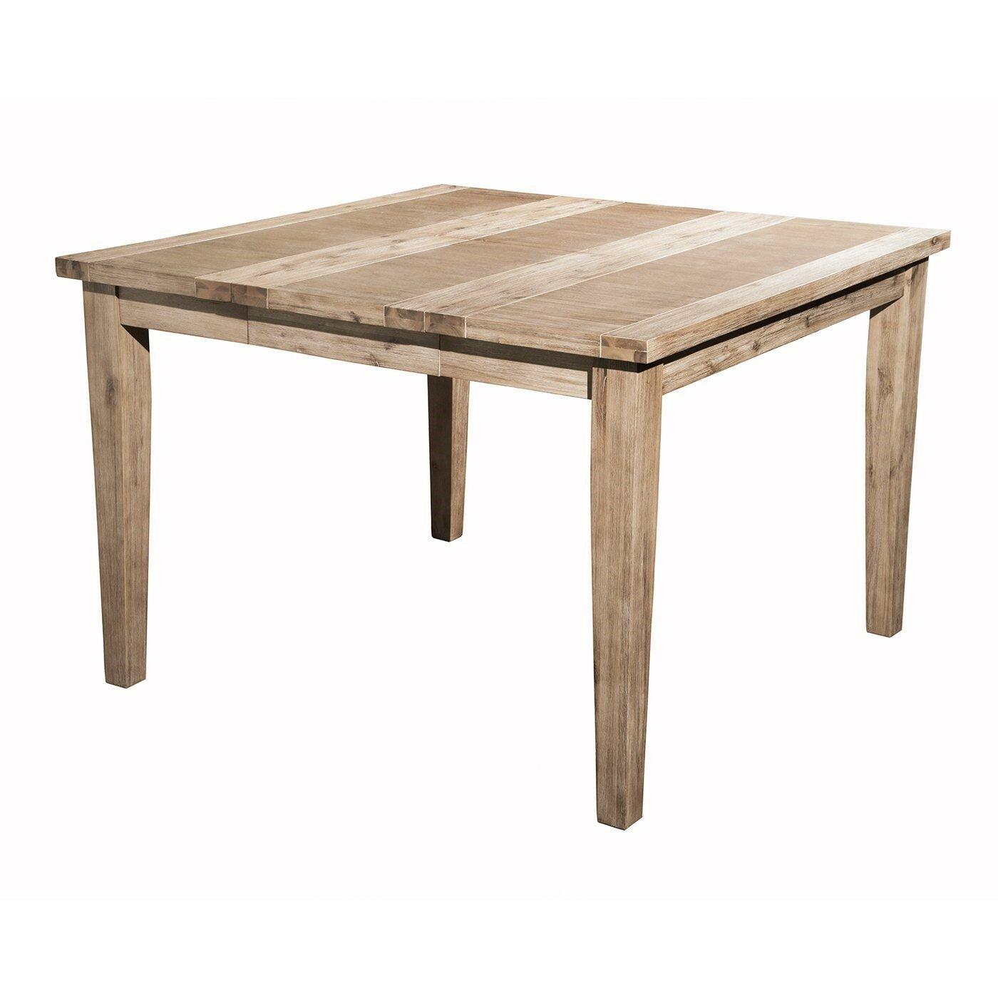 Standard Kitchen Table Sizes