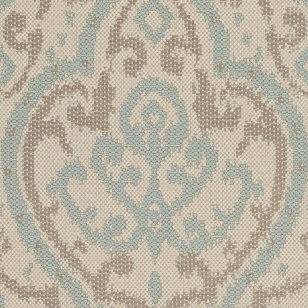 Martha Stewart Rugs Adelaide Beige Aqua Area Rug Reviews