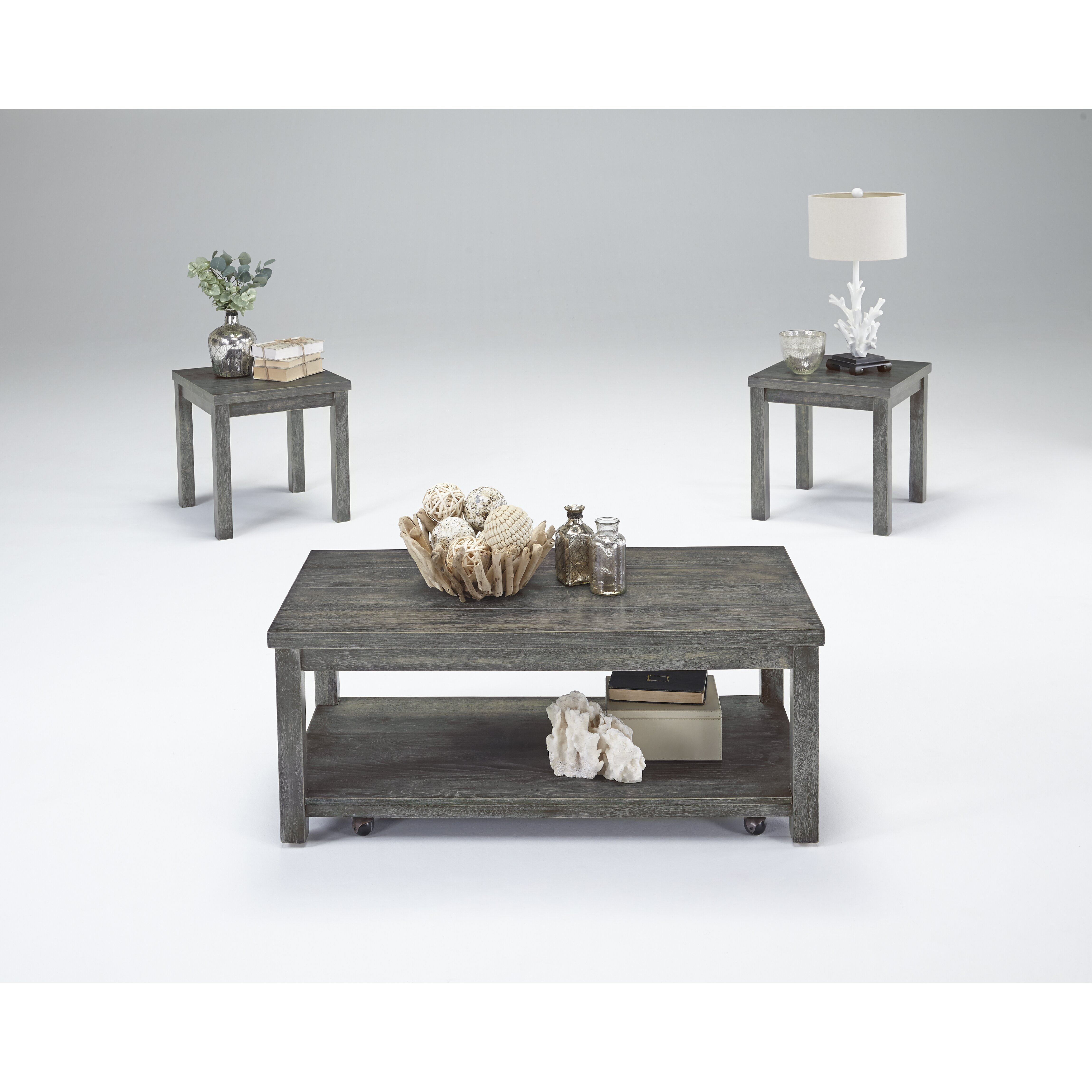 Coffee Table Set Of 3 Coffee Table Sets Youll Love Wayfair