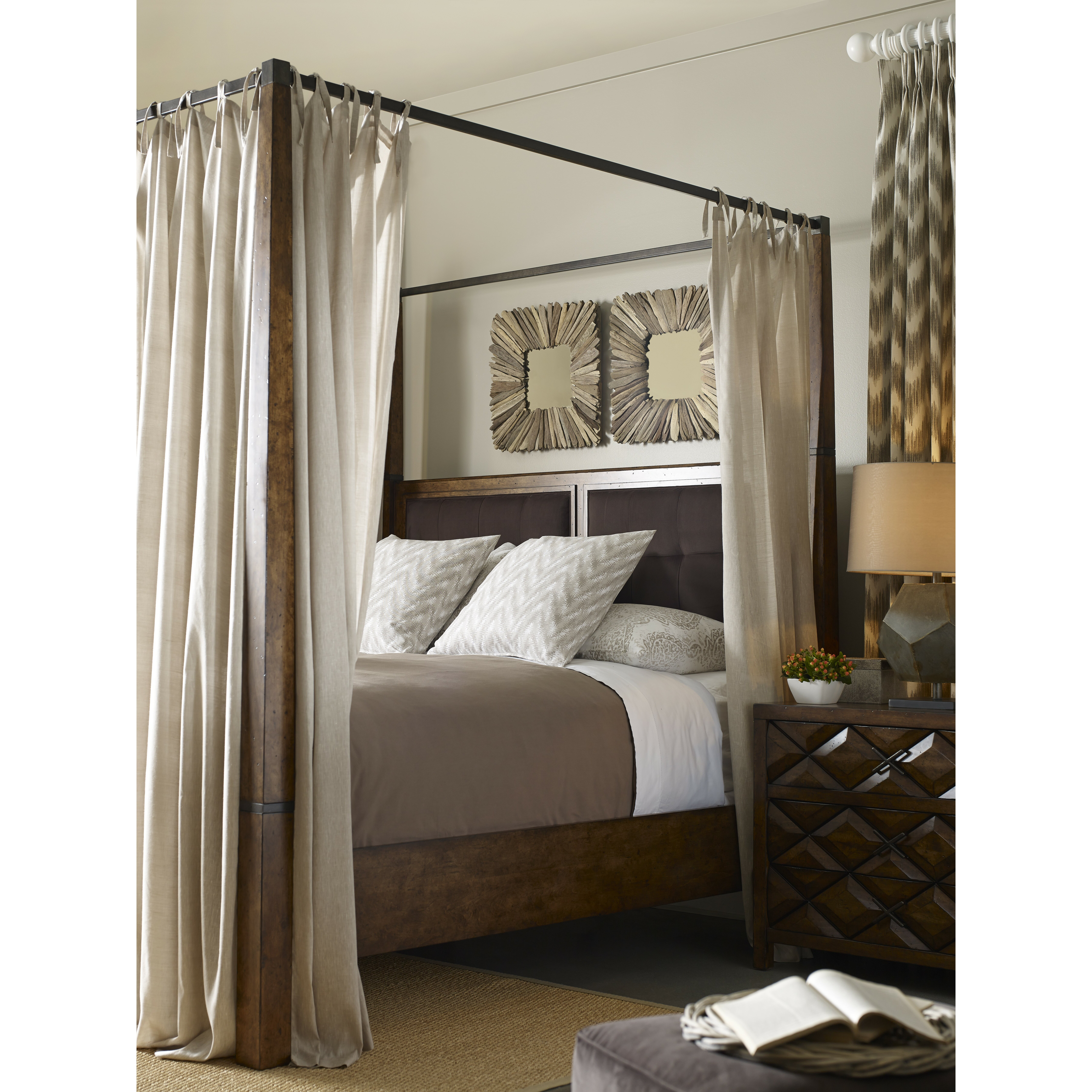 Segula Upholstered Canopy Bed Canopy Beds You ll Love Wayfair  Dhp Poster  California King Beds. California King Poster Dhp Beds   penncoremedia com