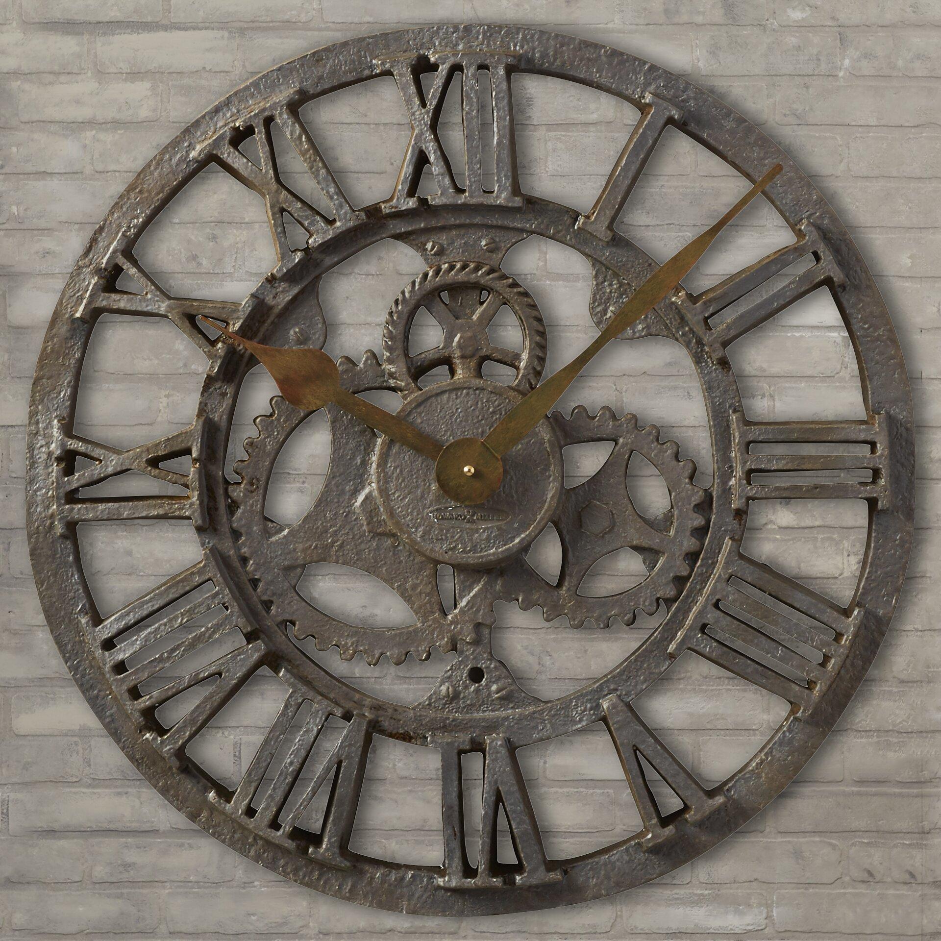Howard miller york station wall clock gallery home wall howard miller wall clock greer louisburg ks at the helm with howard miller wall clock ann amipublicfo Gallery
