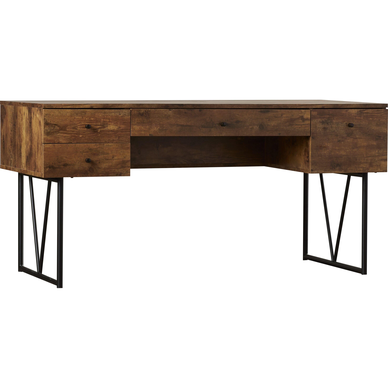 Trent Austin Design Granite 4 Drawers Writing Desk