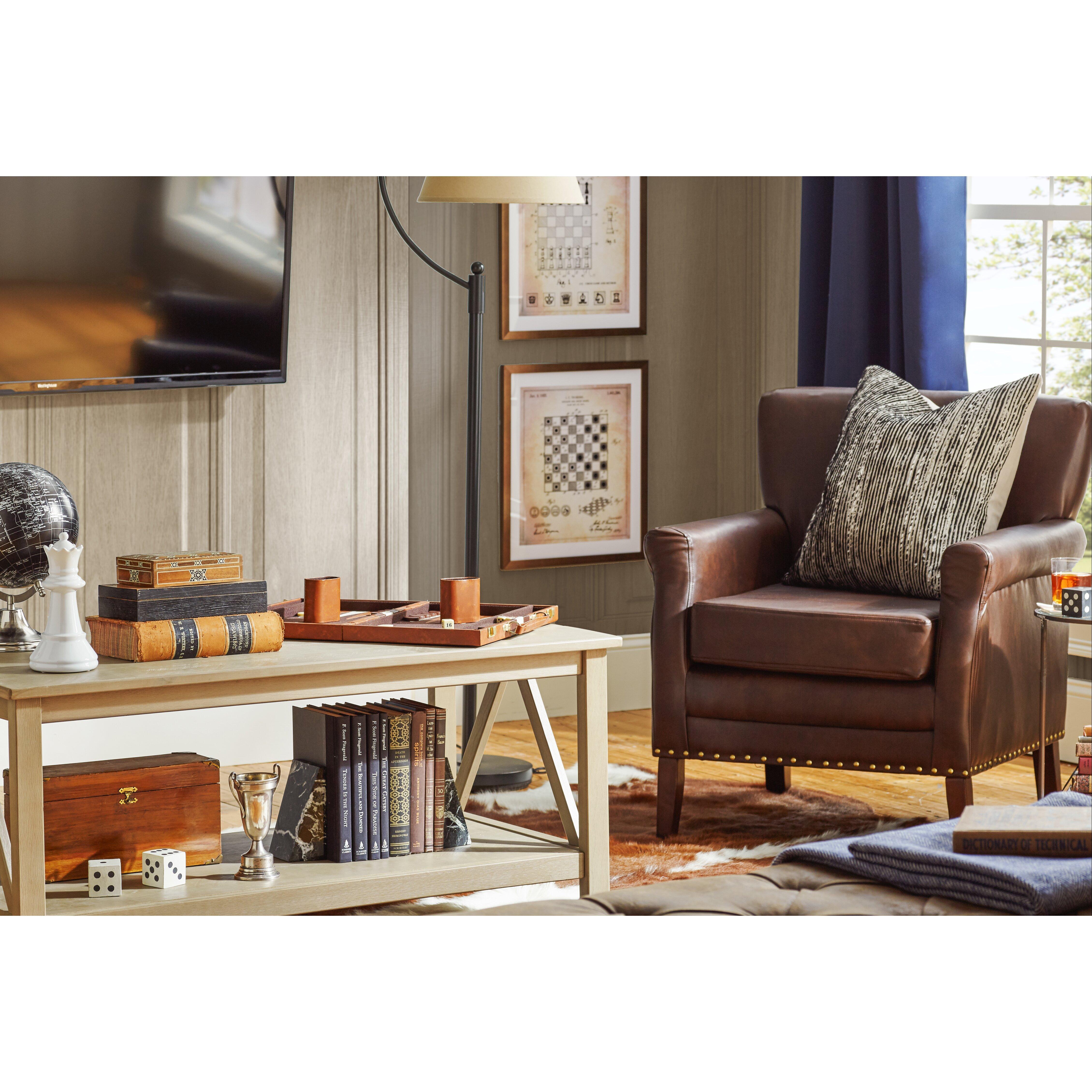 Mango Living Room Furniture Trent Austin Design Decorative Square Hand Carved Mango Wood Dice