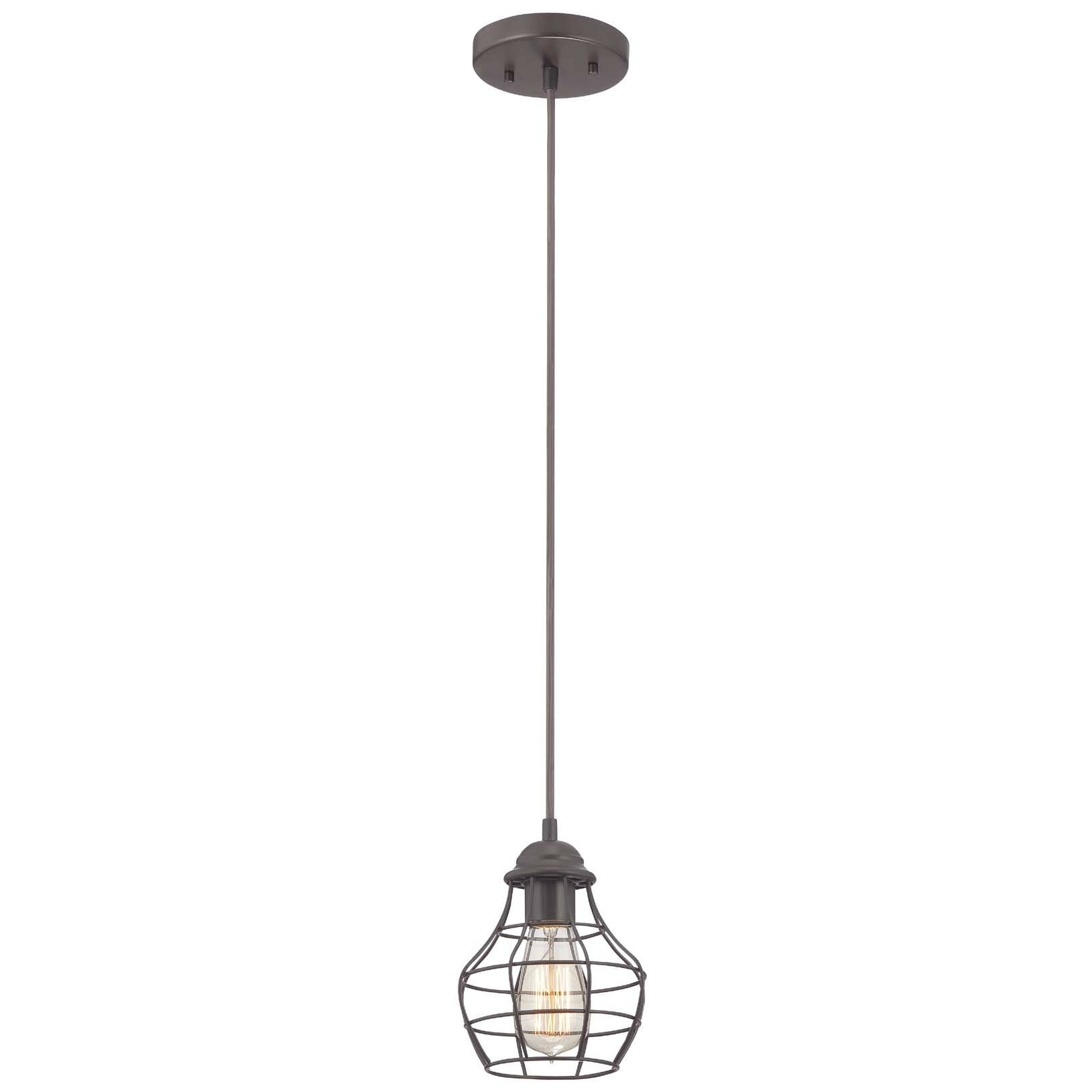 Trent Austin Design Fruitvale 1 Light Mini Pendant