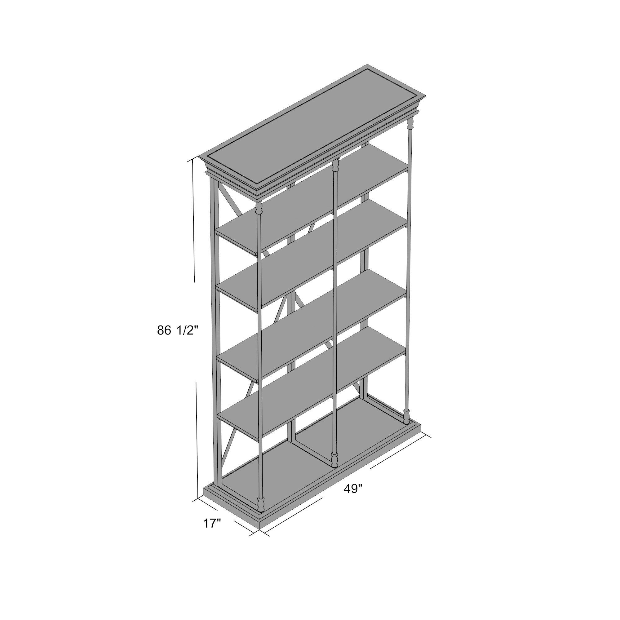 trent austin design 87 etagere bookcase reviews wayfair. Black Bedroom Furniture Sets. Home Design Ideas