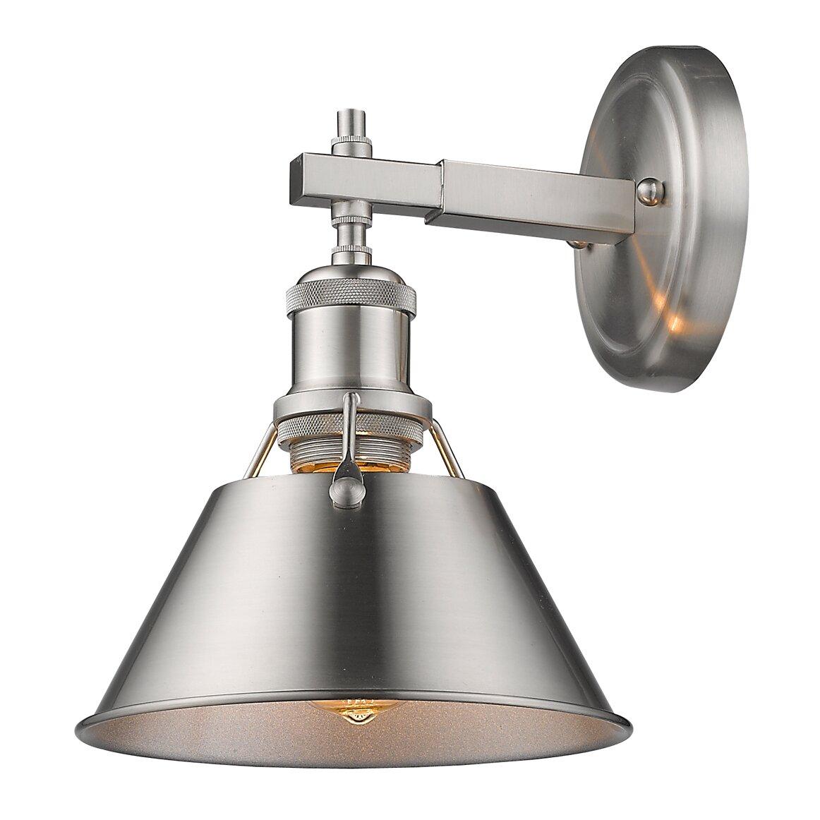 Trent Austin Design Weatherford 1 Light Bath Sconce