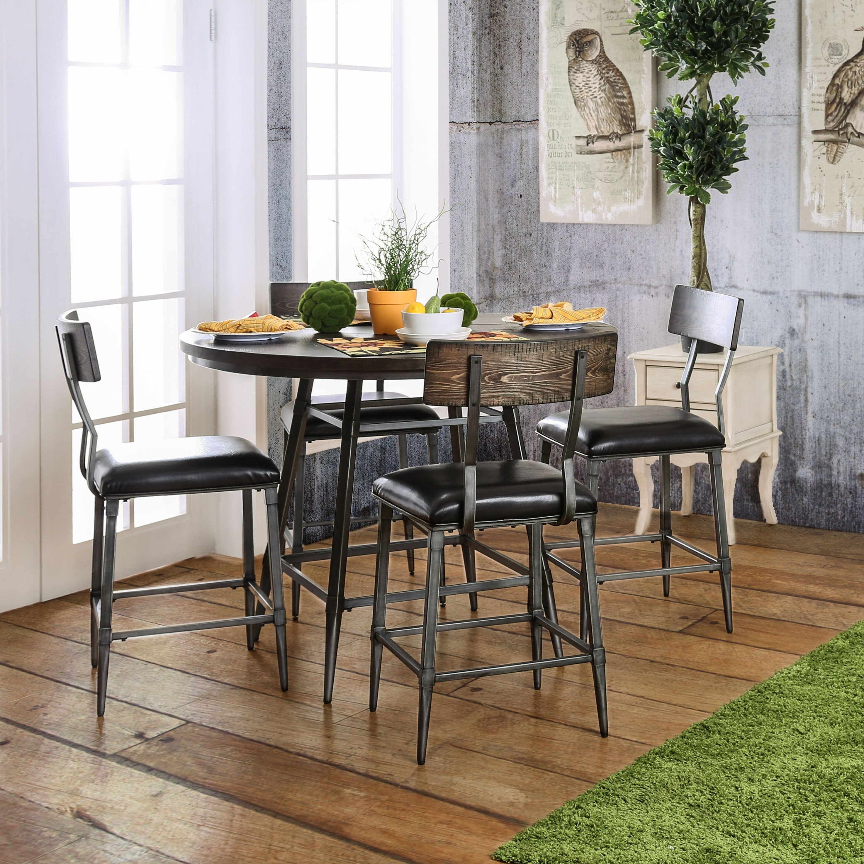 trent austin design smith counter height dining table reviews