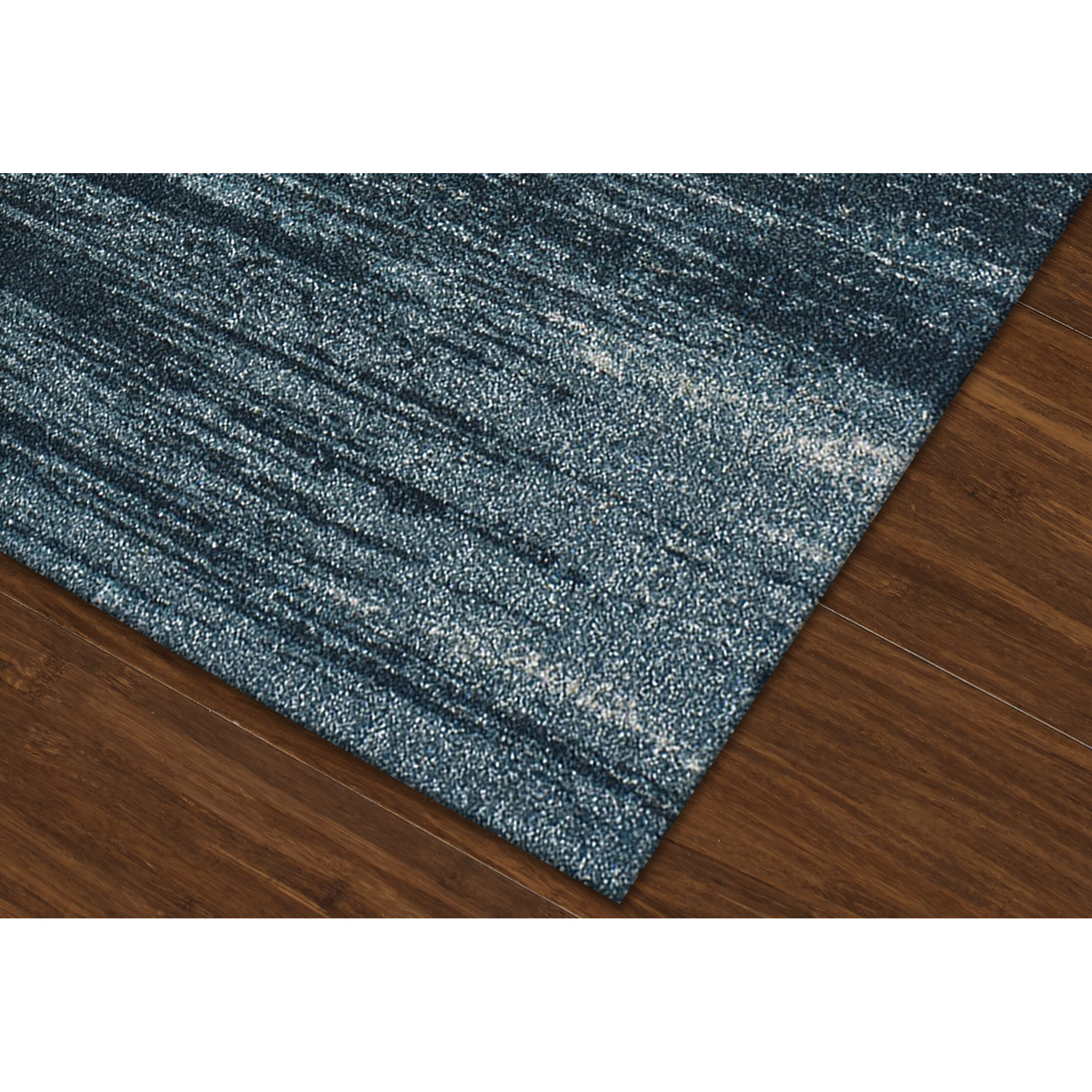 Trent Austin Designu0026reg; Elias Gray/Teal Area Rug