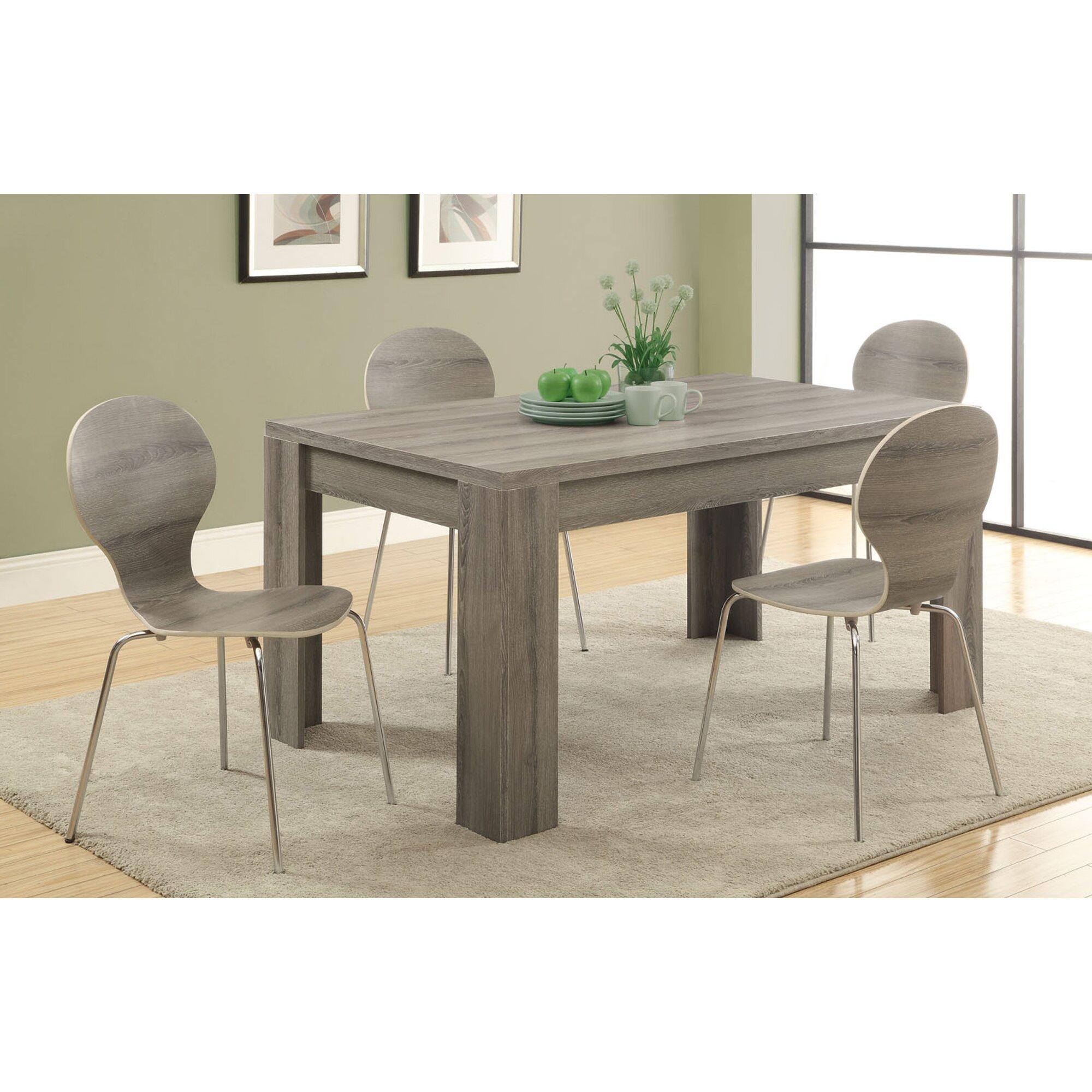 trent austin design kamakou dining table reviews wayfair