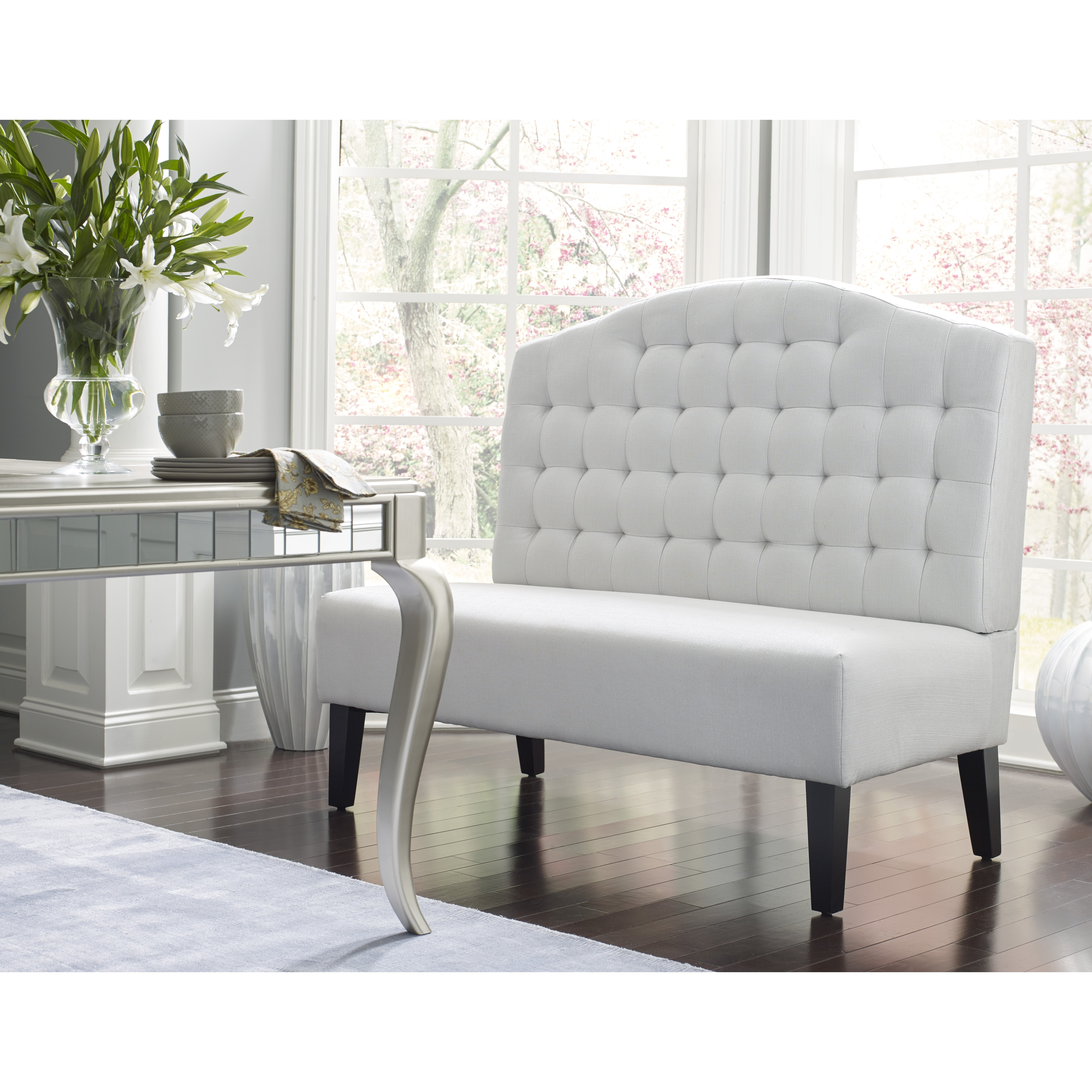 House Of Hampton Galkhai Upholstered Bedroom Bench Reviews Wayfair