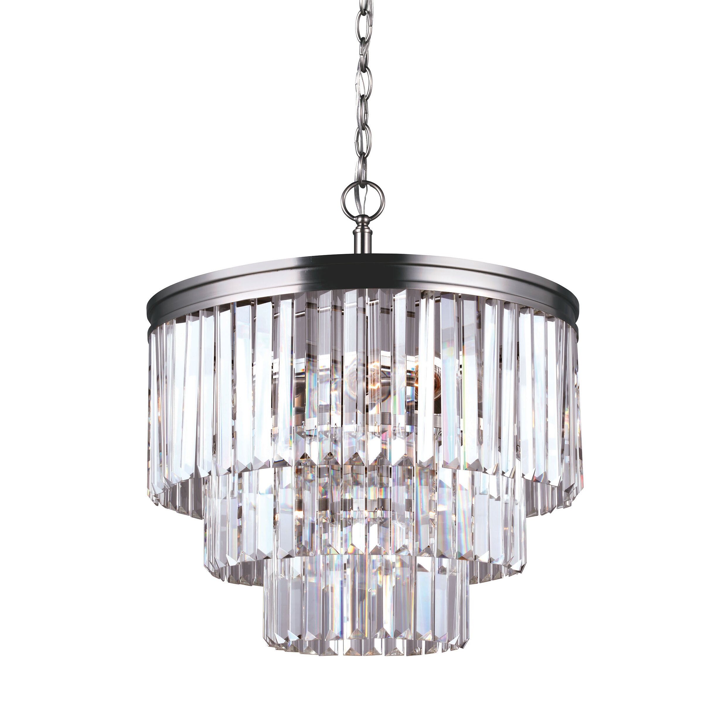 Modern Contemporary Chandeliers – Modern Crystal Chandeliers