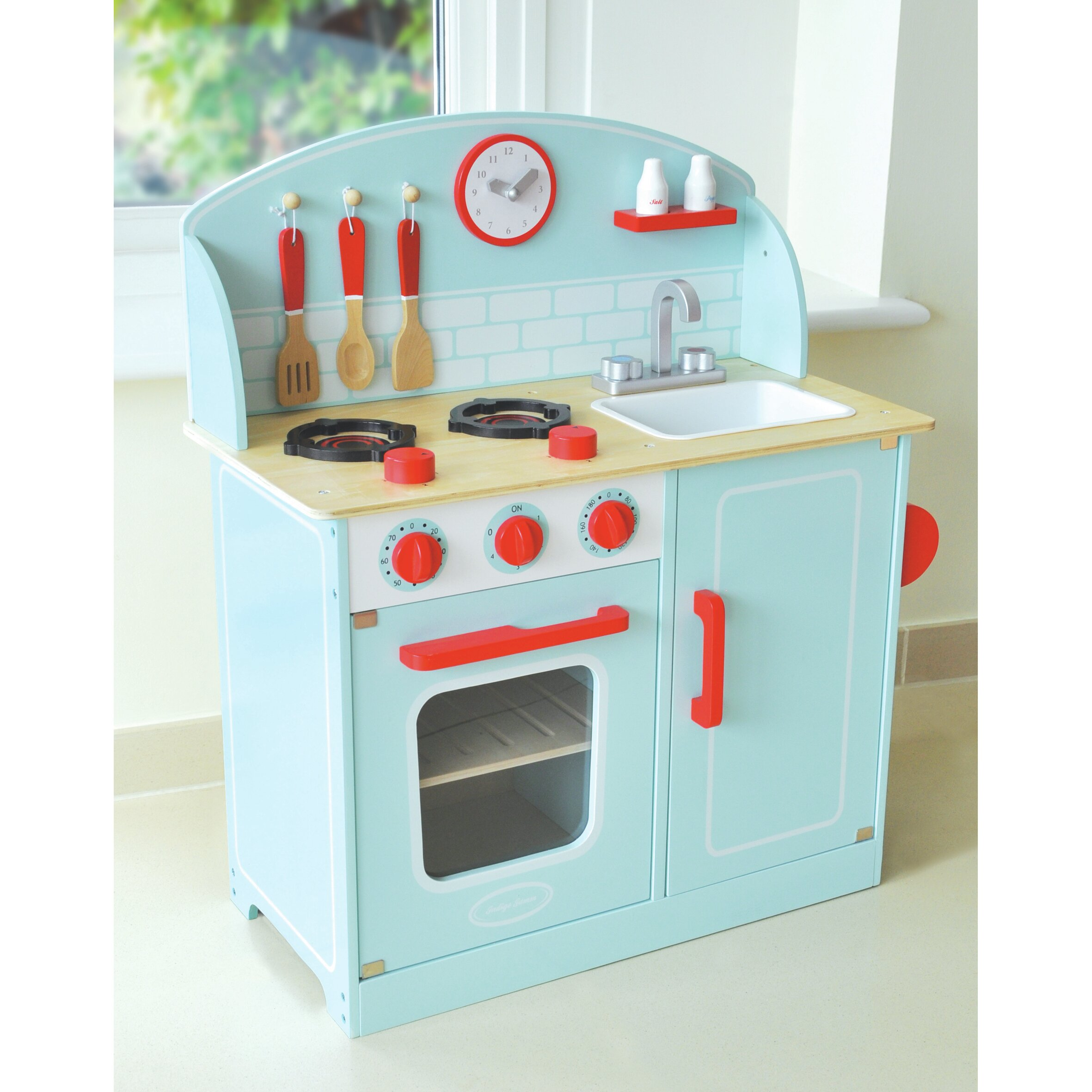 Plastic Play Kitchen plastic play kitchen sets accessories youll love wayfair