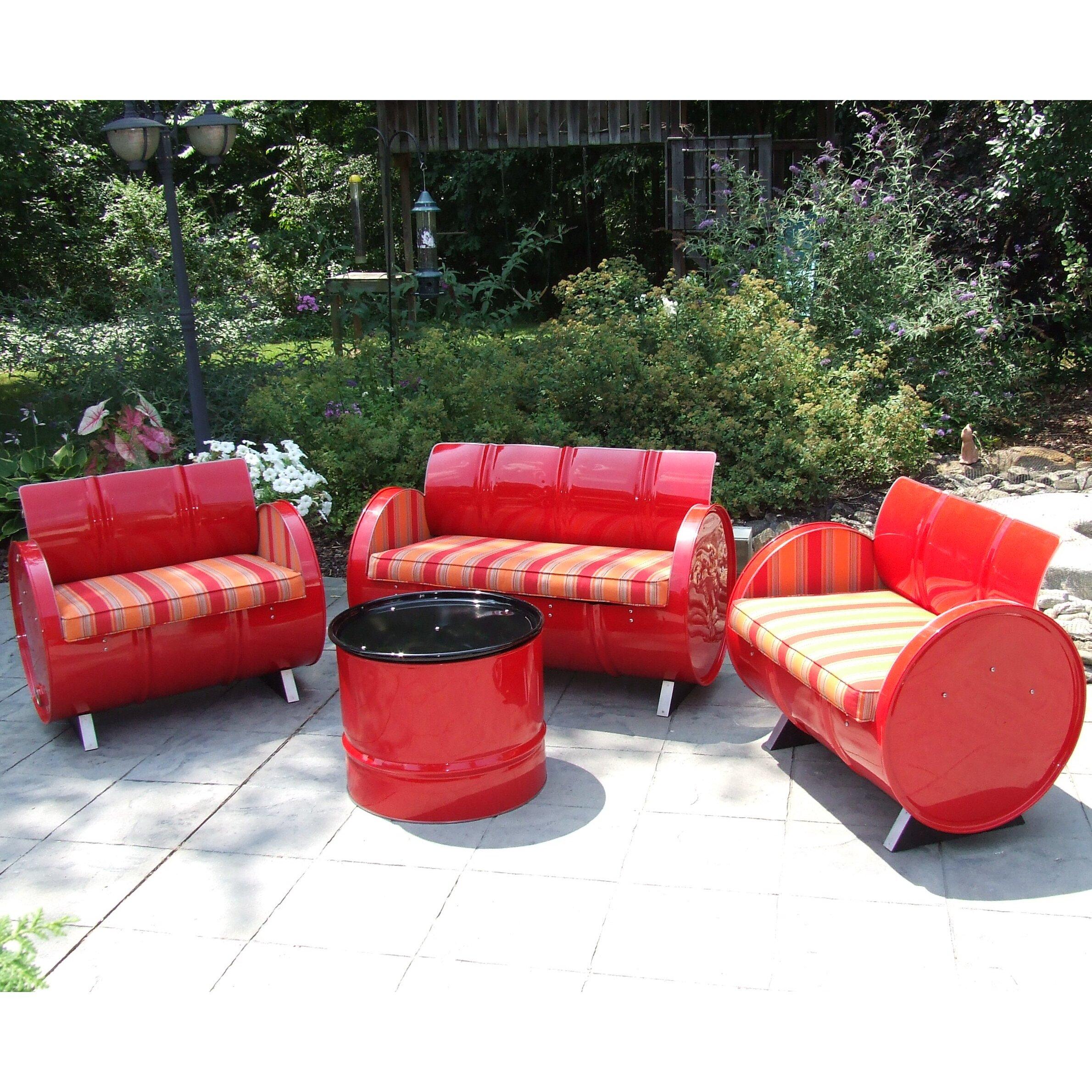 Drum works furniture bravada salsa indoor outdoor garden for Indoor and outdoor furniture