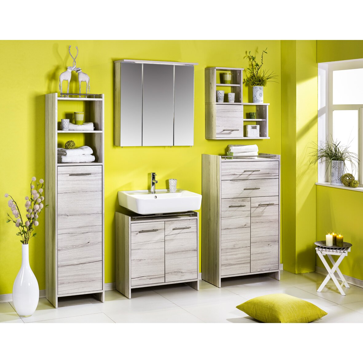 free standing tall bathroom cabinet reviews