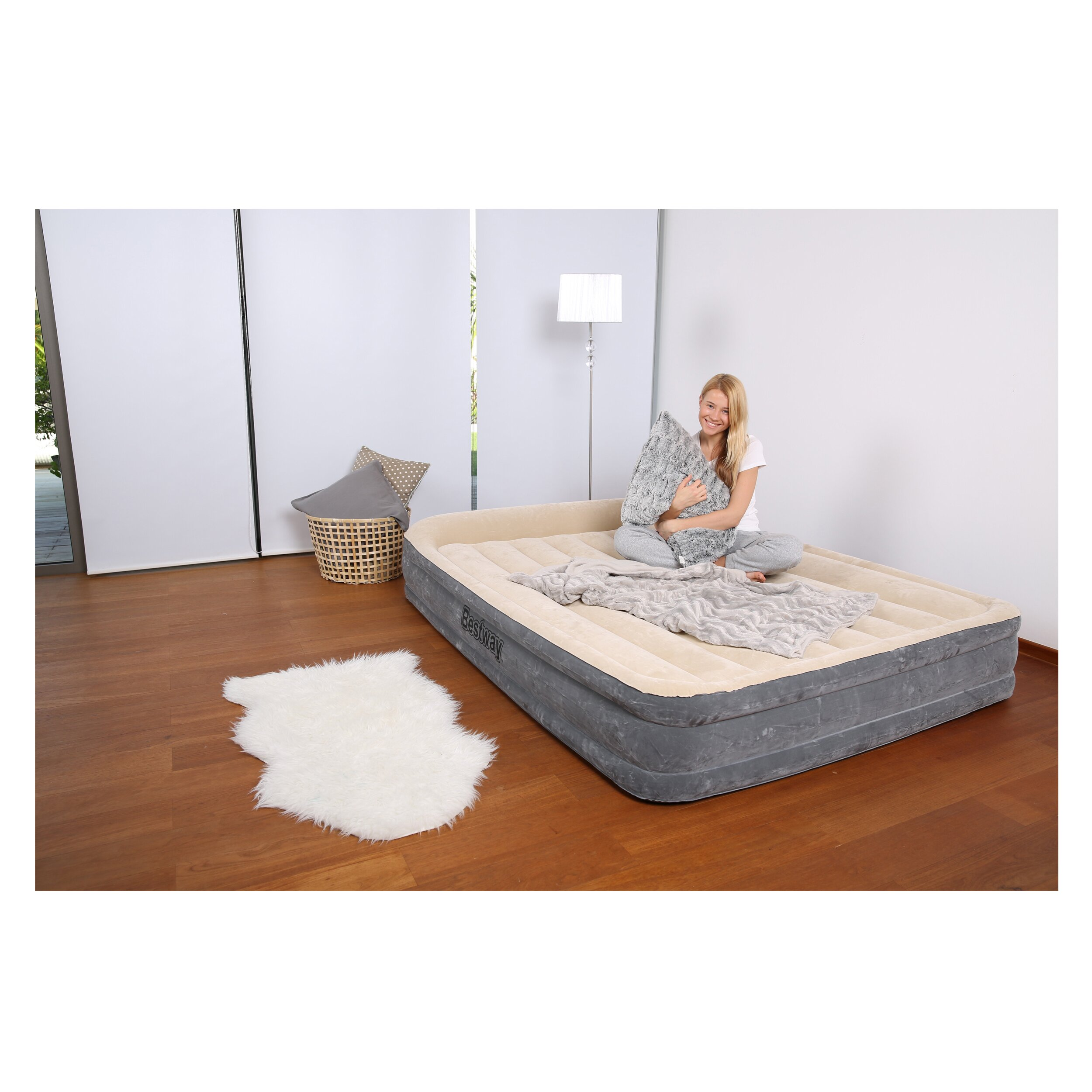 bestway comfort cell 14 air mattress