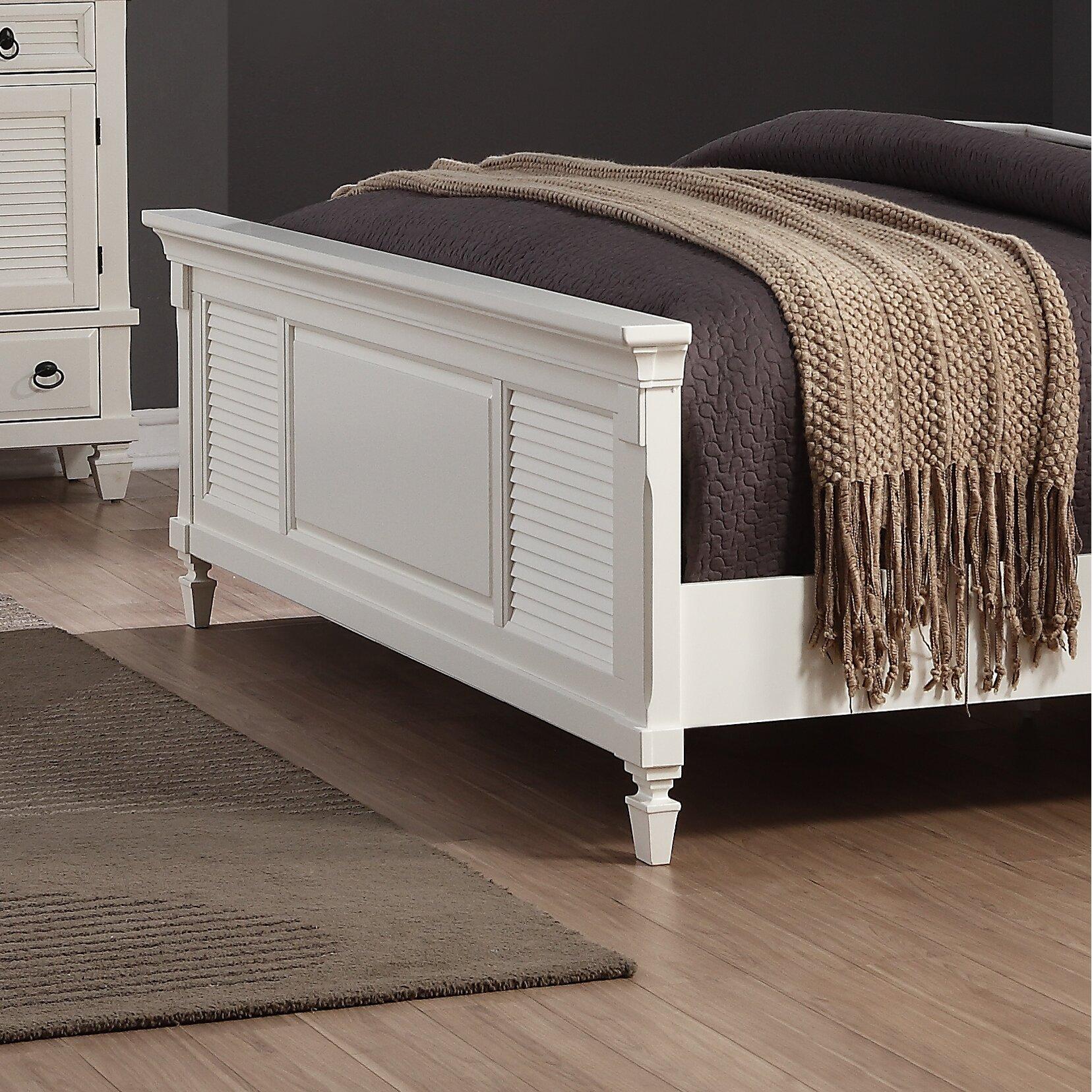 Platform Bedroom Furniture Roundhill Furniture Regitina Platform Bed Reviews Wayfair