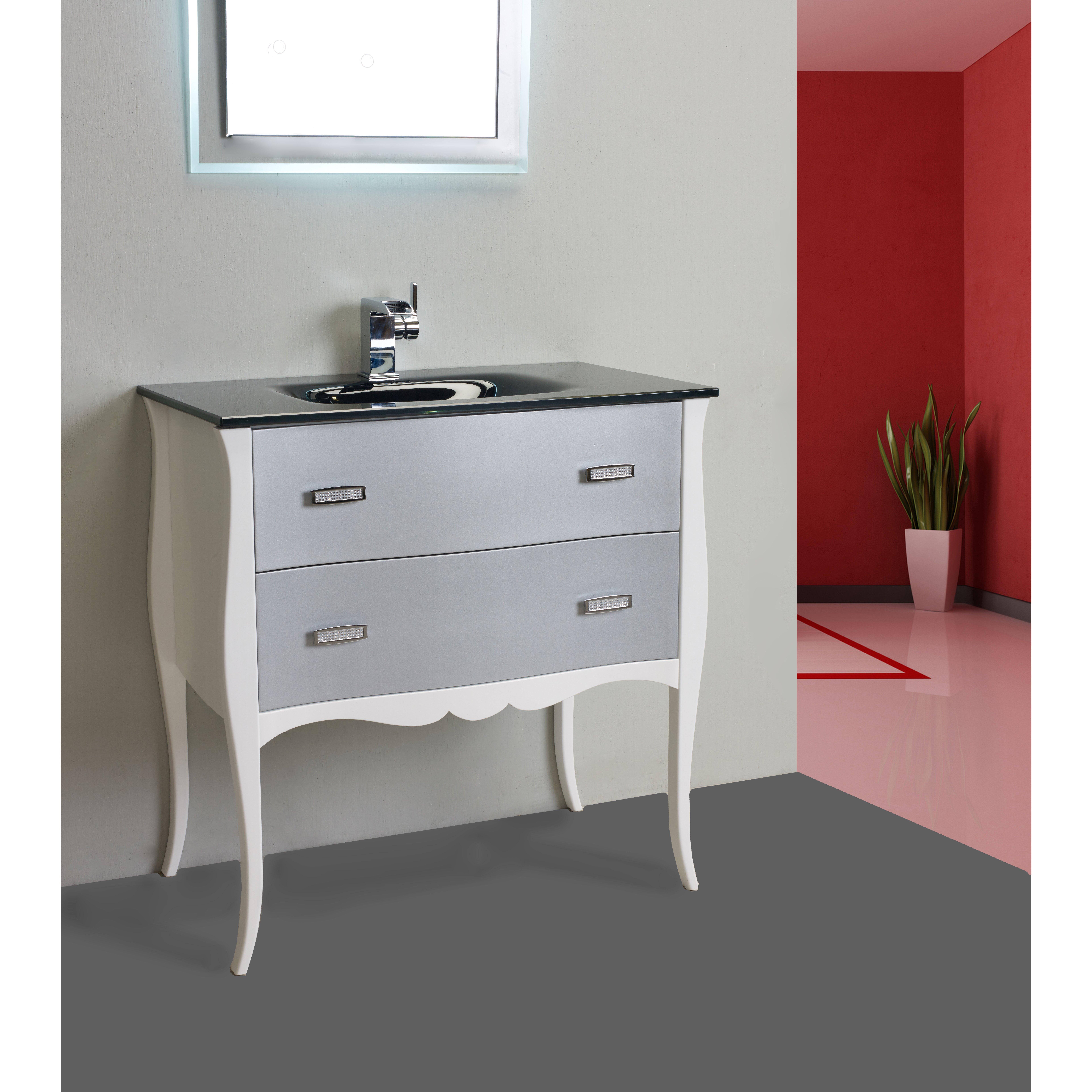 Quot Single Vanity By Fine Fixtures Price Bathroom Furniture Amp Ideas