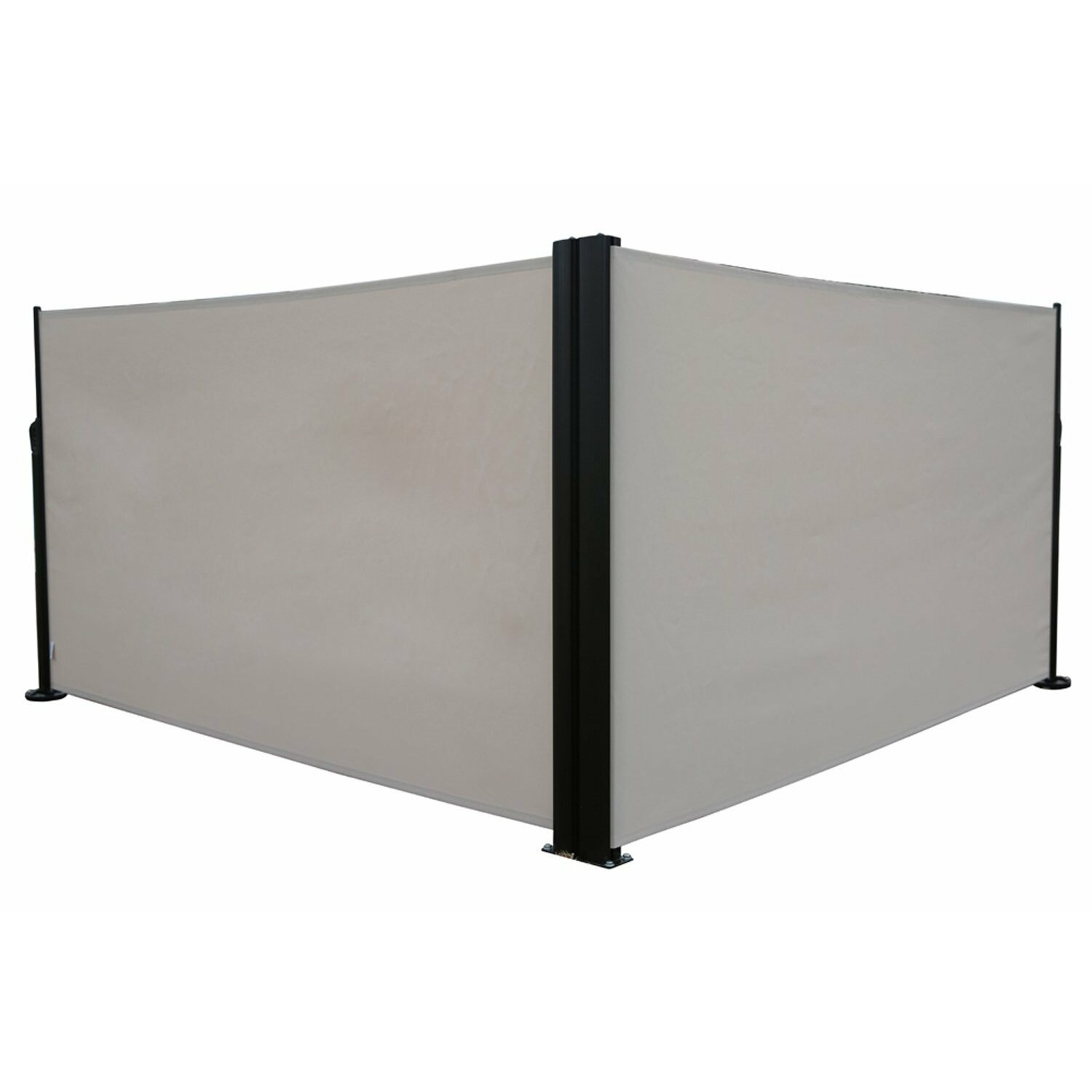 Abba Patio 62 4 X 236 4 Retractable Folding Screen Fence