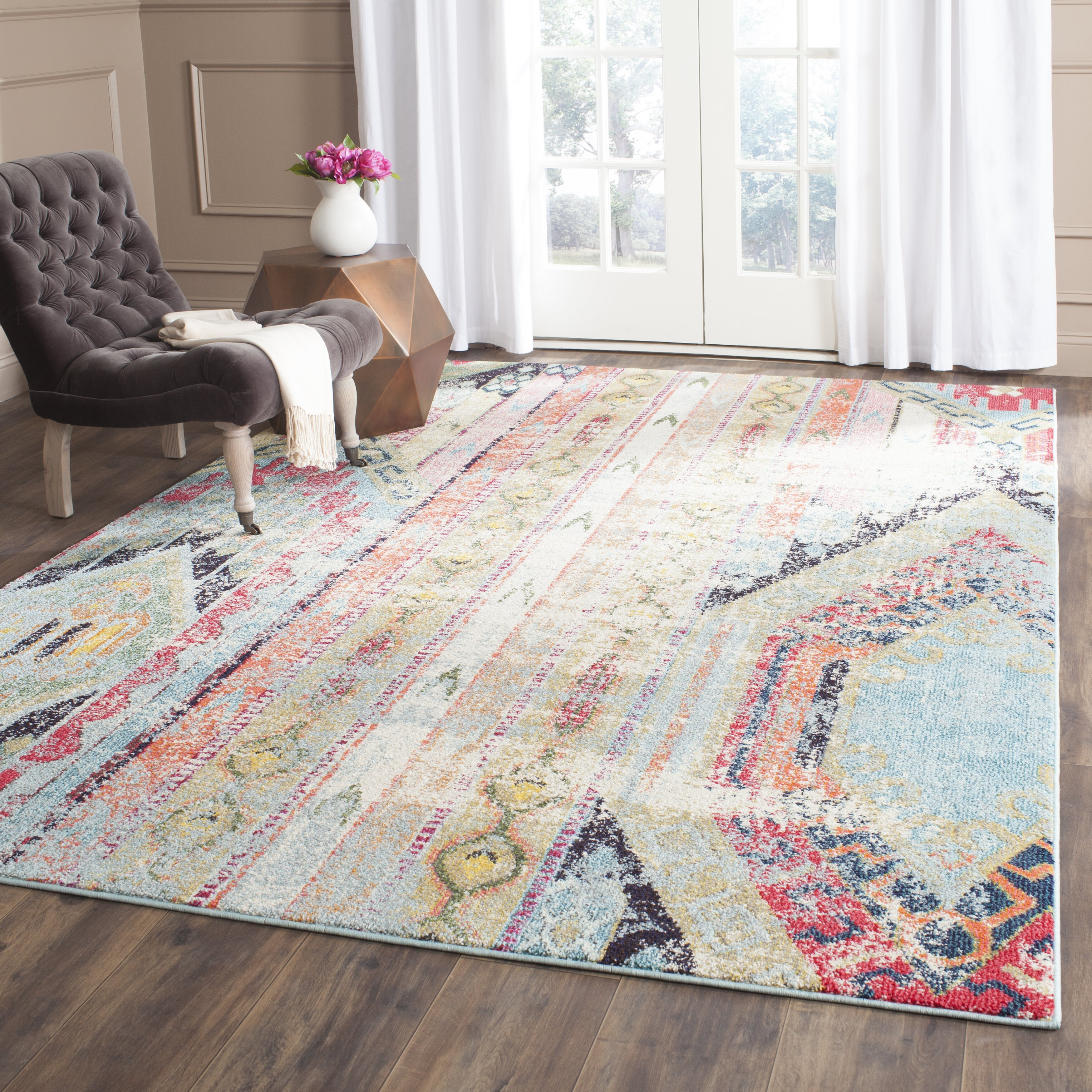 Bungalow Area Rugs On Now 24 Off Rose Roshan