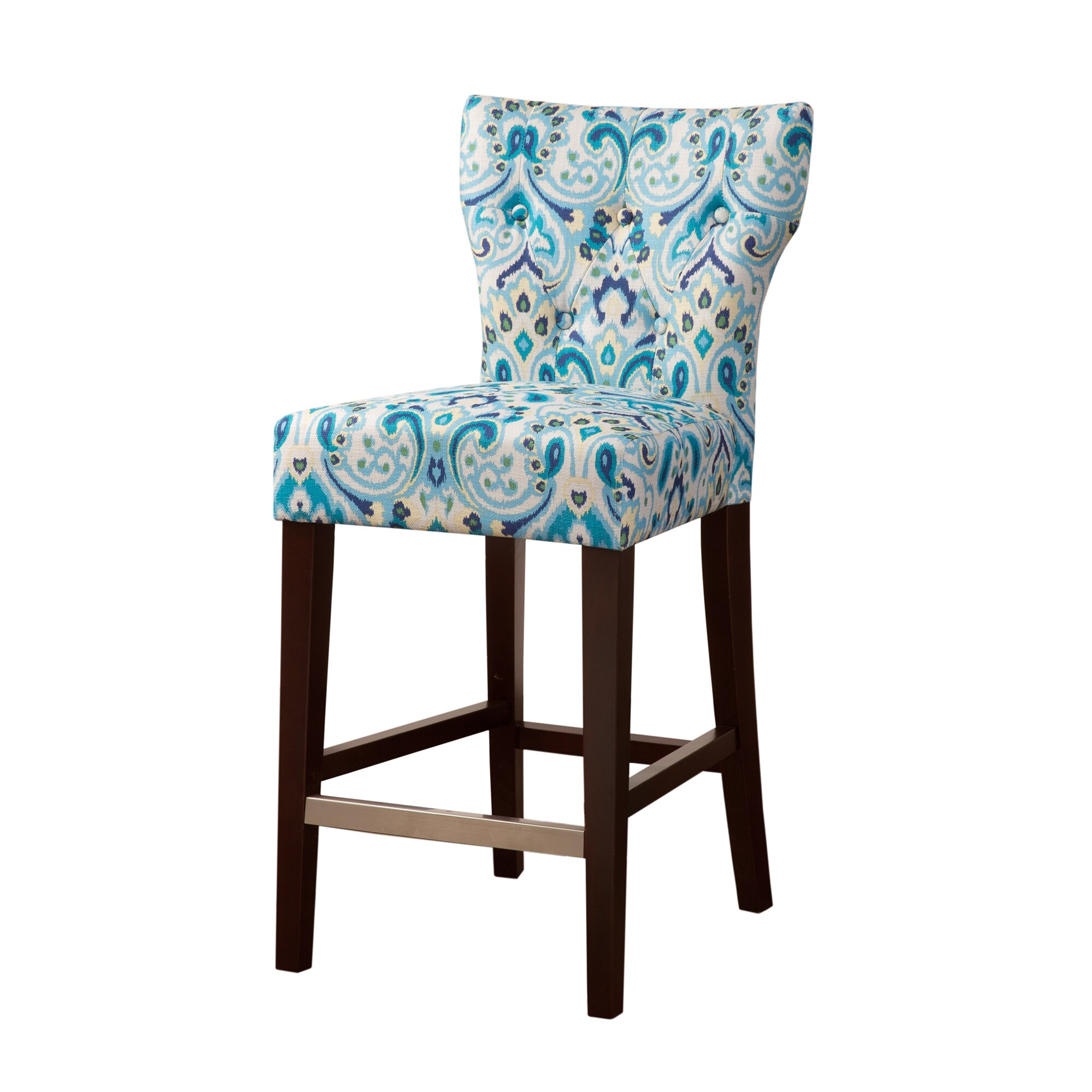Bungalow Rose Salomon 25 Quot Bar Stool Amp Reviews Wayfair