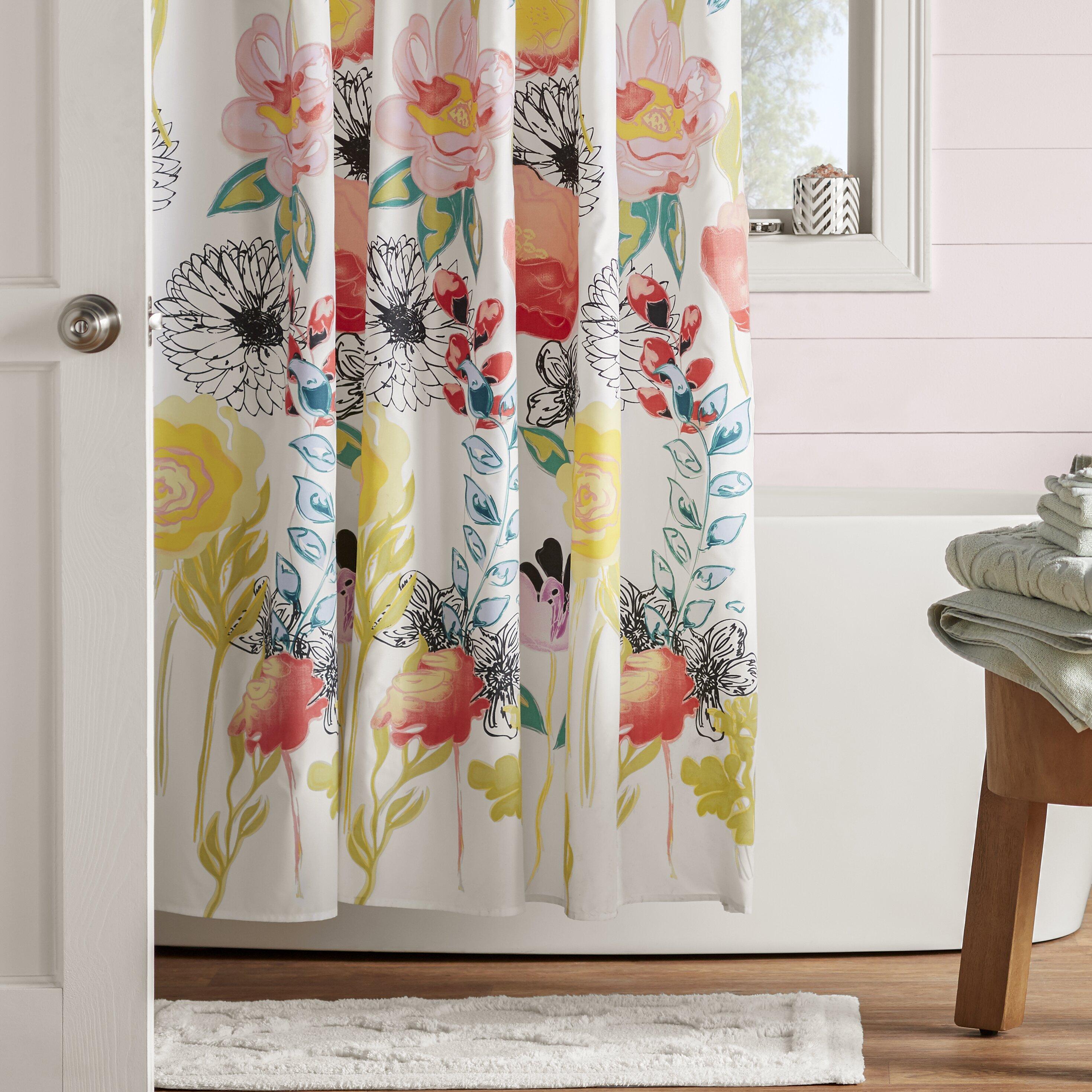 Debbie Shower Curtain  Reviews Joss  Main - Shower curtain