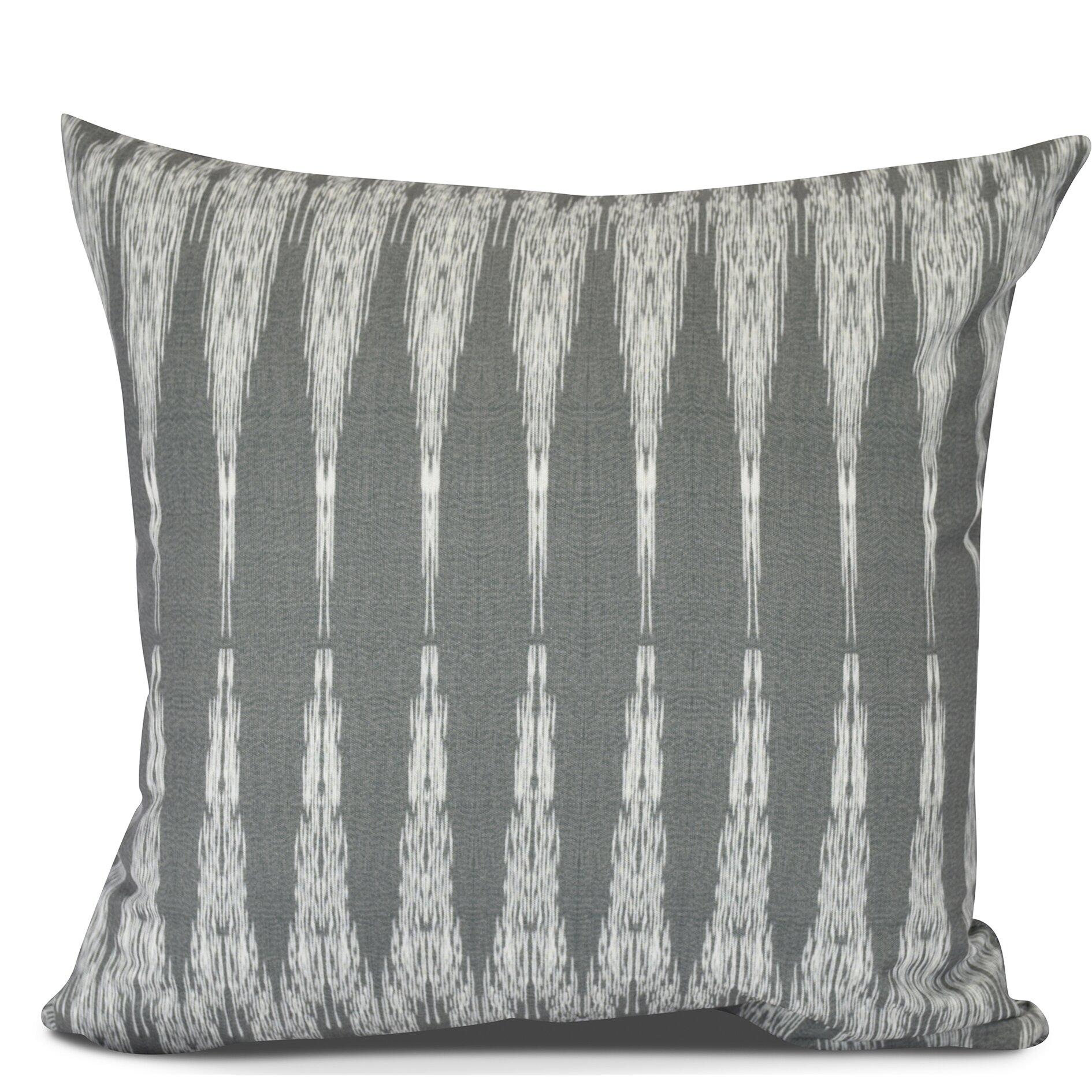 bungalow rose™ molly peace  geometric throw pillow  wayfair - bungalow rosetrade molly peace  geometric throw pillow