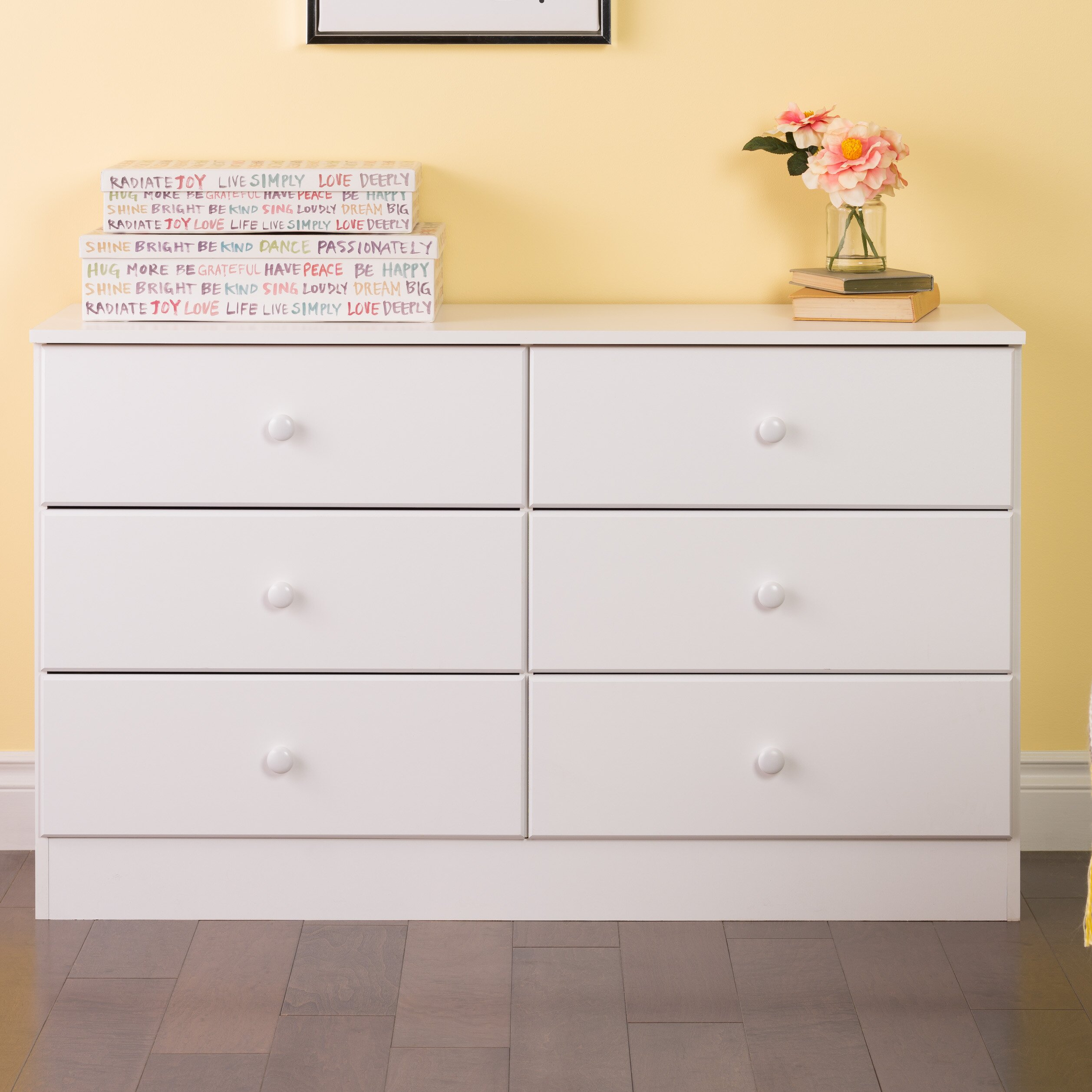 Bailey Cabinet Company Viv Rae Bailey 6 Drawer Dresser Reviews Wayfair
