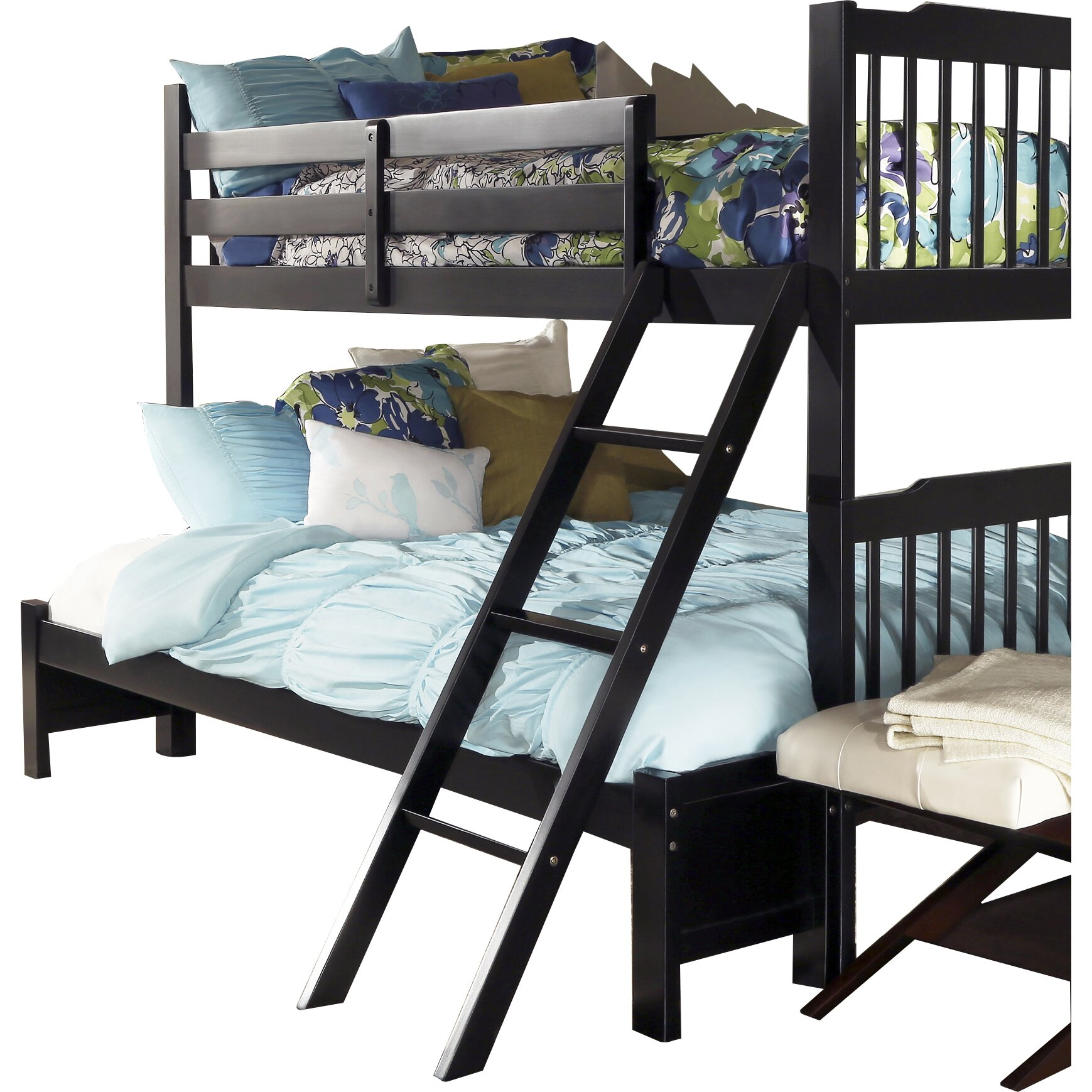 Viv Rae Theodore Twin over Full Bunk Bed & Reviews