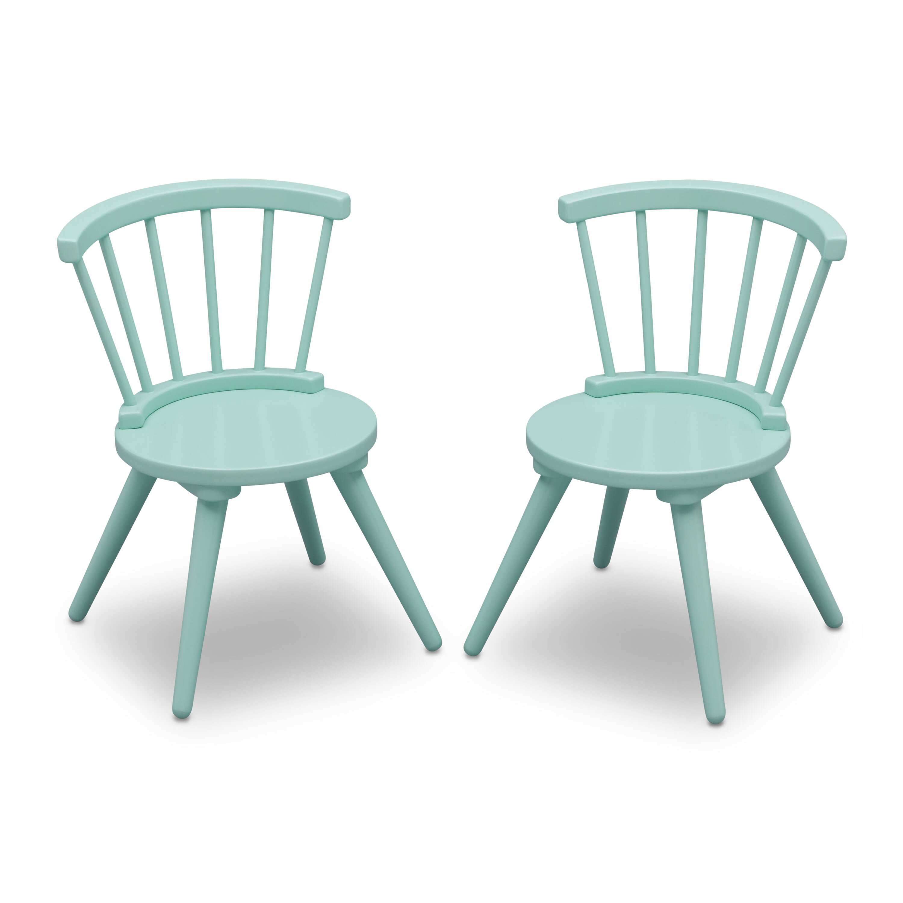 Plastic Table Chair Set Viv Rae Justine Windsor 3 Piece Table And Chair Set By Delta