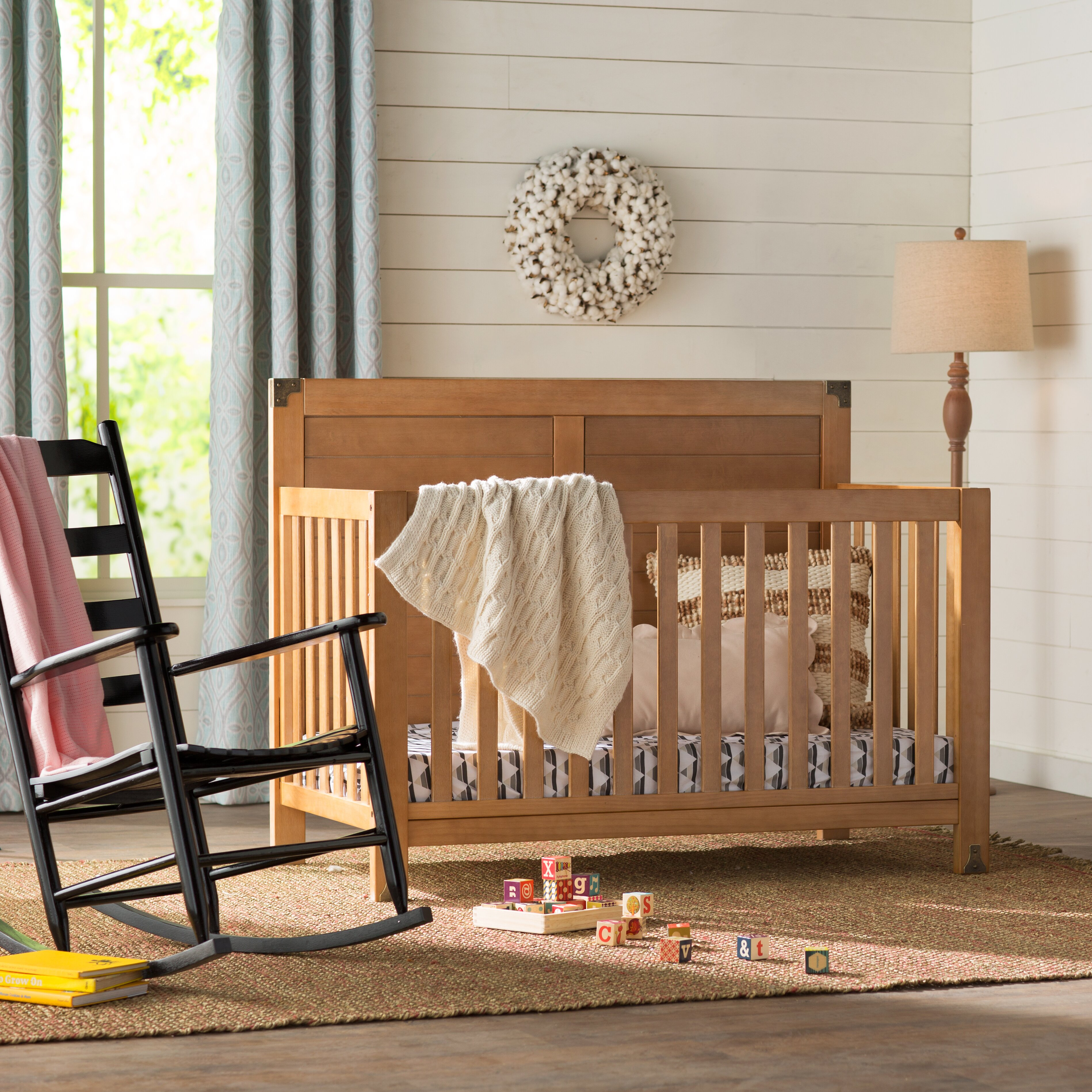 Emma iron crib for sale - Viv Rae Trade Forrest 4 In 1 Convertible Crib