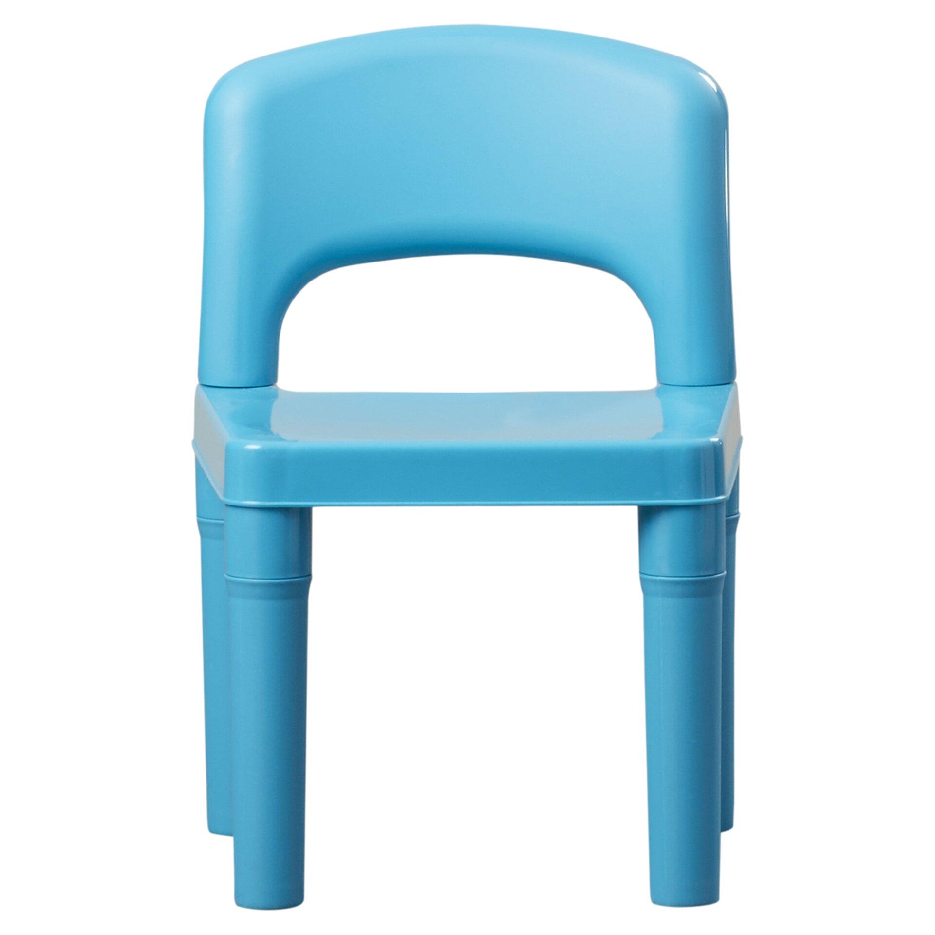 Viv Rae Jabari Kids 5 Piece Plastic Table and Chair Set  : Viv Rae Jabari Kids 5 Piece Plastic Table and Chair Set from www.wayfair.ca size 1920 x 1920 jpeg 102kB