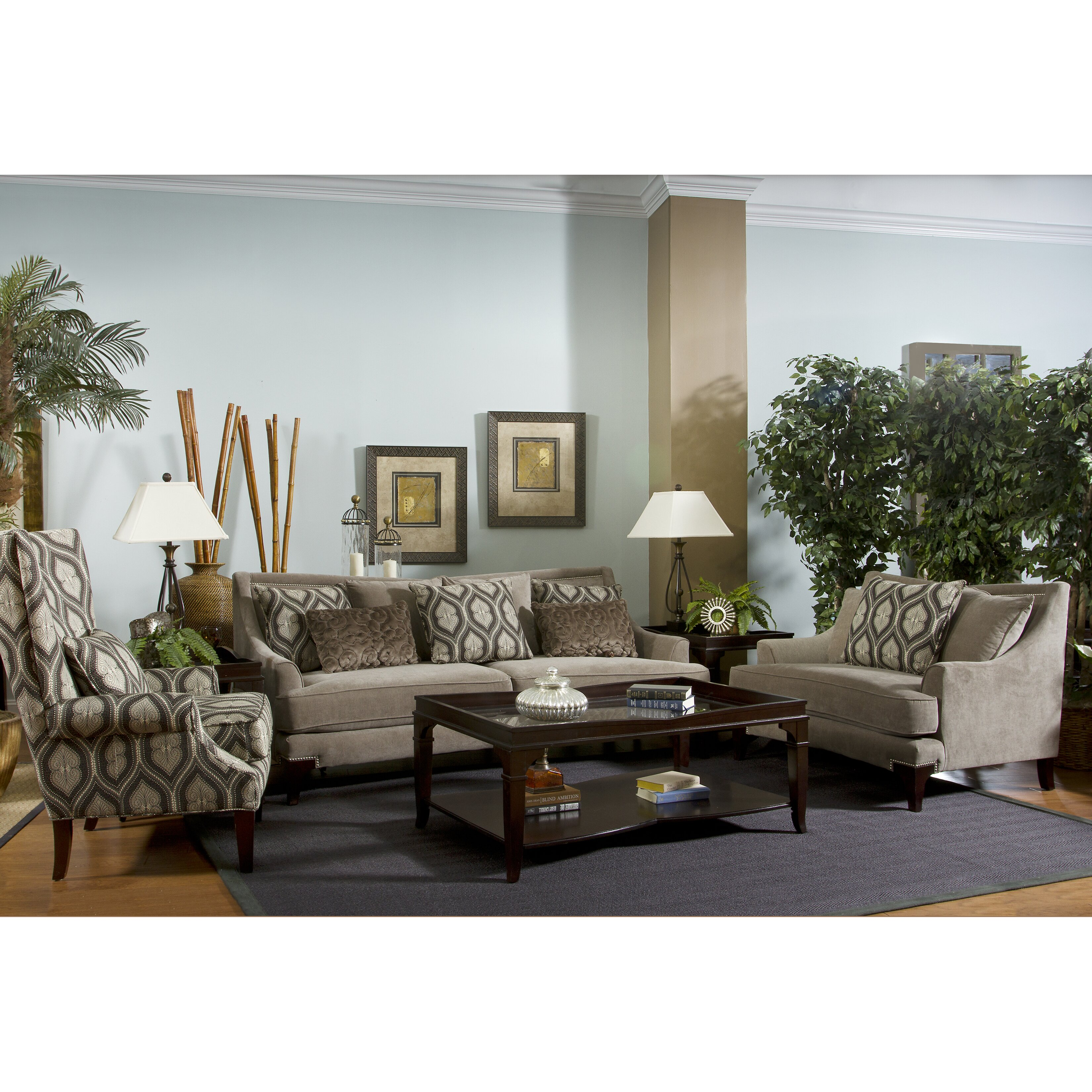 Sage Living Room Sage Avenue Uptown Living Room Collection Reviews Wayfair