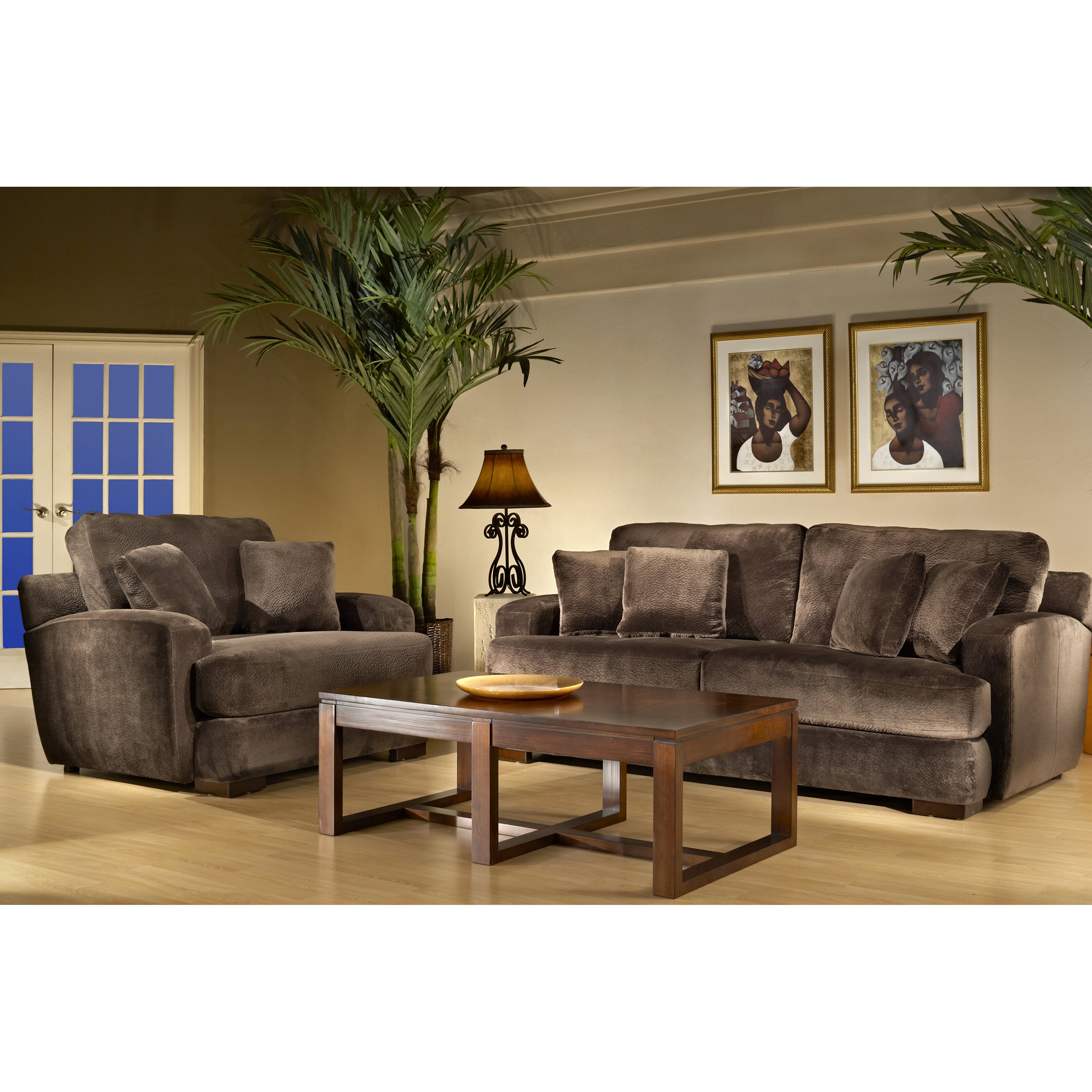 Sage and brown living room - Sage green and brown living room ideas ...