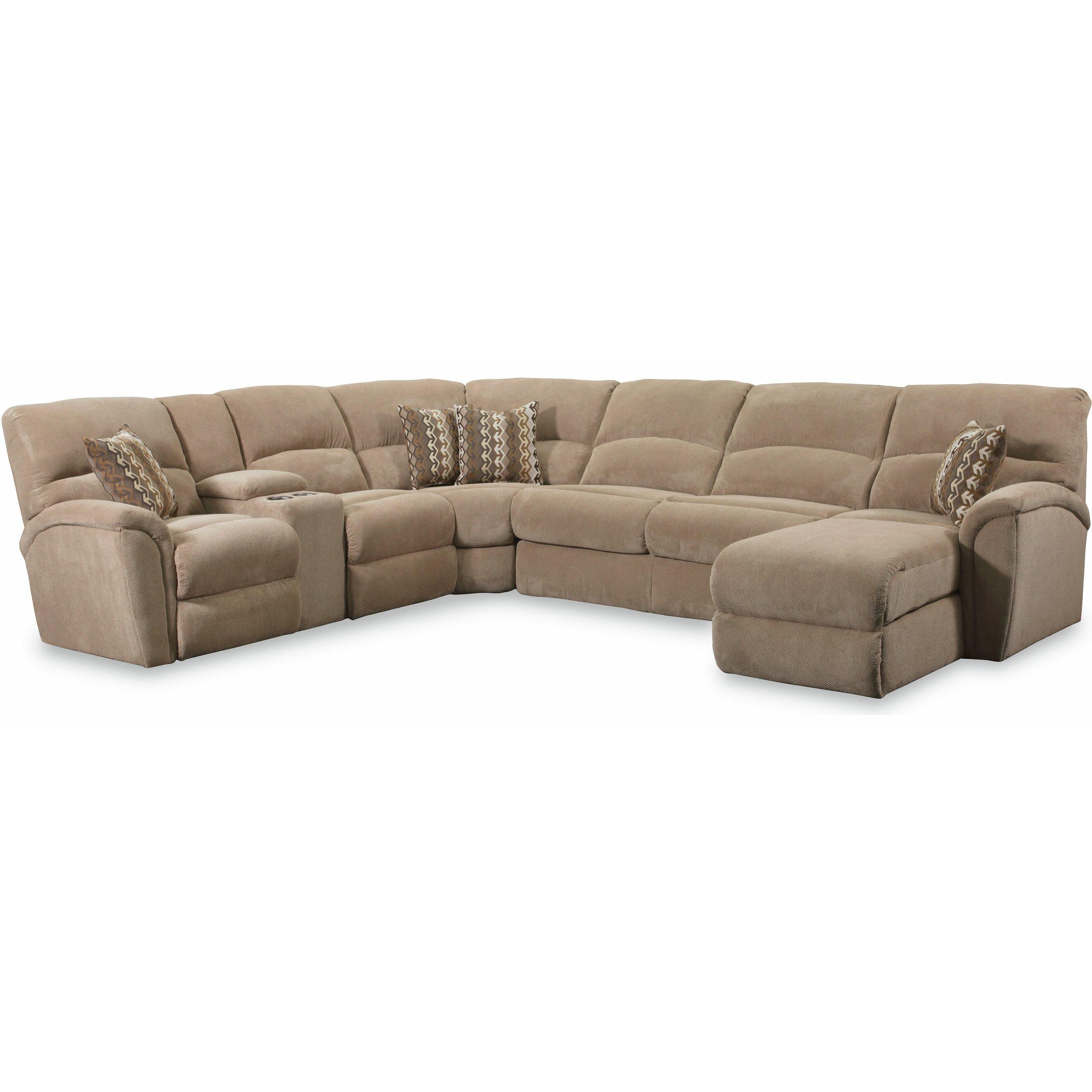 ... jedd fabric reclining sectional sofa · reclining sectionals you ll love wayfair ...  sc 1 st  Helen Mirren : jedd sectional - Sectionals, Sofas & Couches