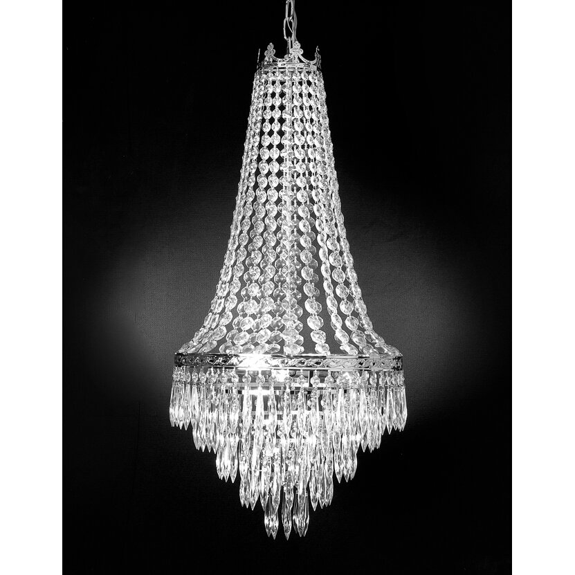 EverythingHome French 4Light Empire Chandelier Reviews – French Empire Chandelier