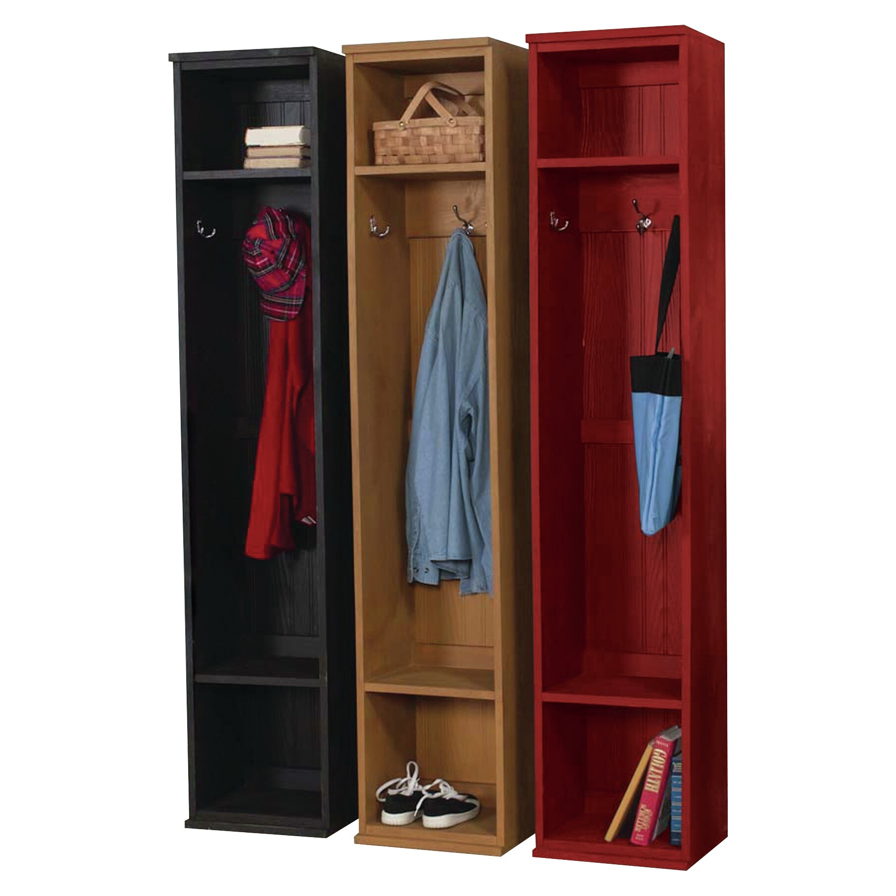 Foyer Mudroom Reviews : Sawdustcity entryway locker reviews wayfair