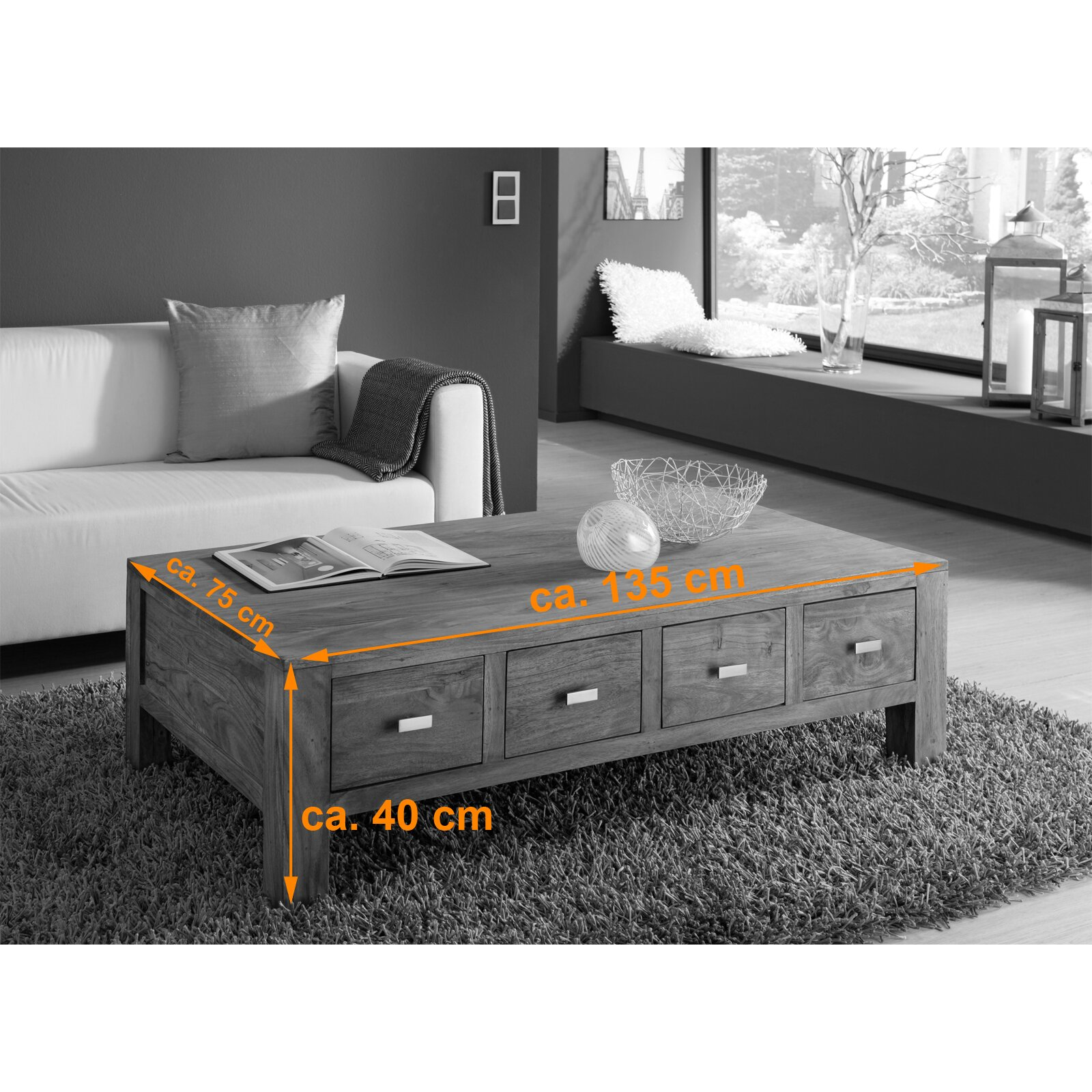 sam stil art m bel gmbh couchtisch souri. Black Bedroom Furniture Sets. Home Design Ideas