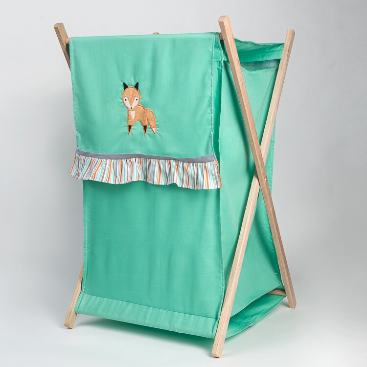 Pam Grace Creations Friendly Fox Laundry Hamper Amp Reviews