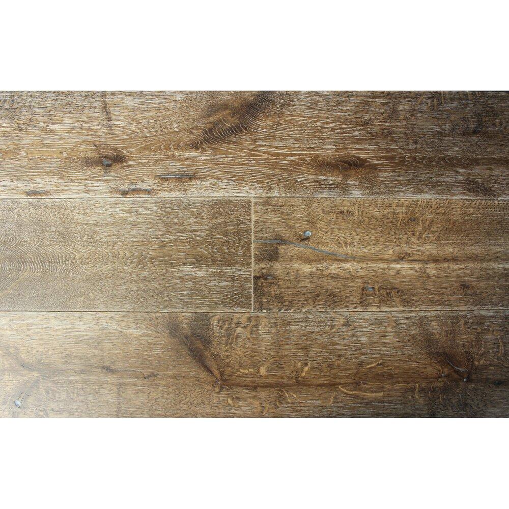Sfi engineered wood floors reviews - Albero Valley Old Town 7 4 Quot Engineered Oak Hardwood Flooring