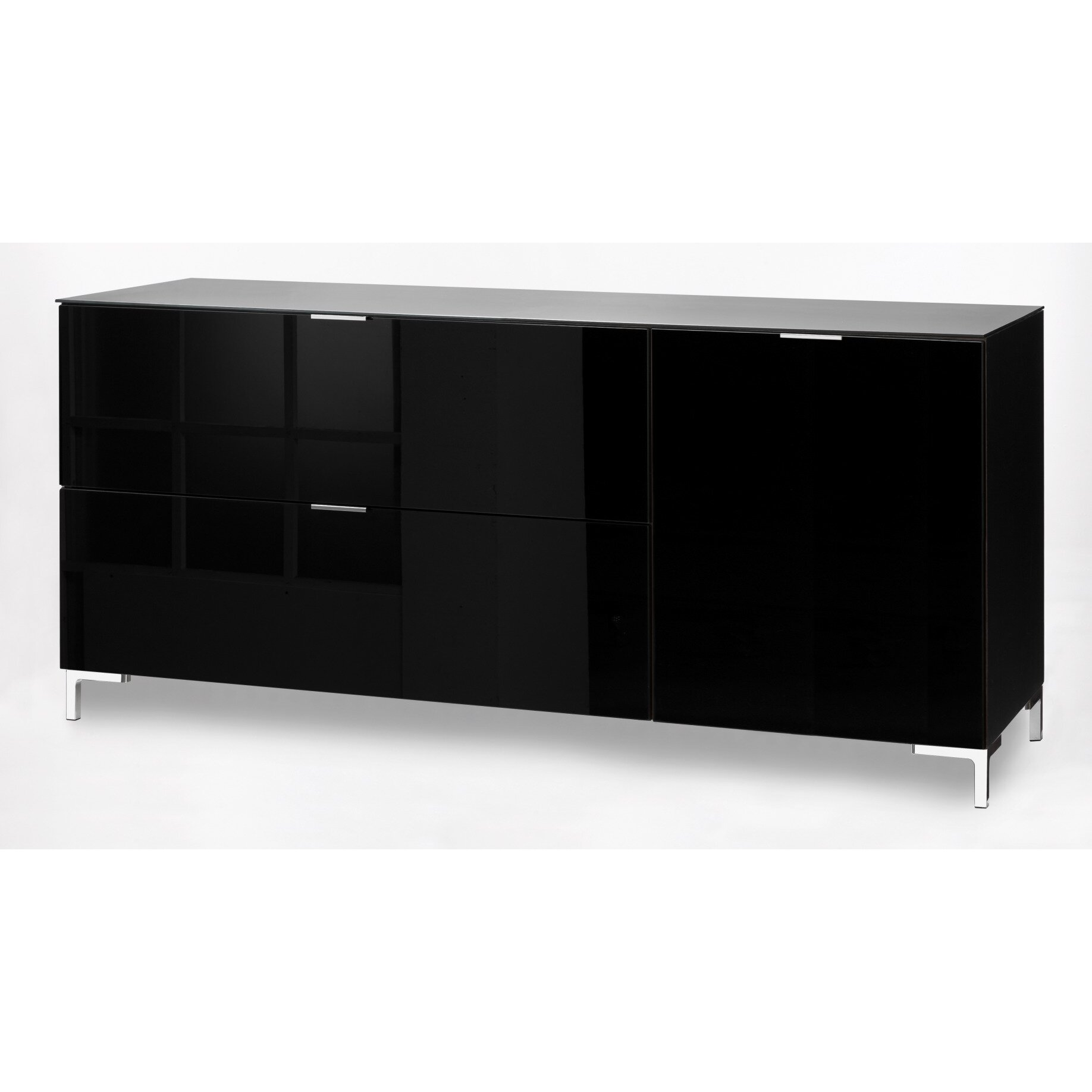 7 sparen cs schmal tv schrank cleo gro nur 419 99 cherry m bel wayfair. Black Bedroom Furniture Sets. Home Design Ideas