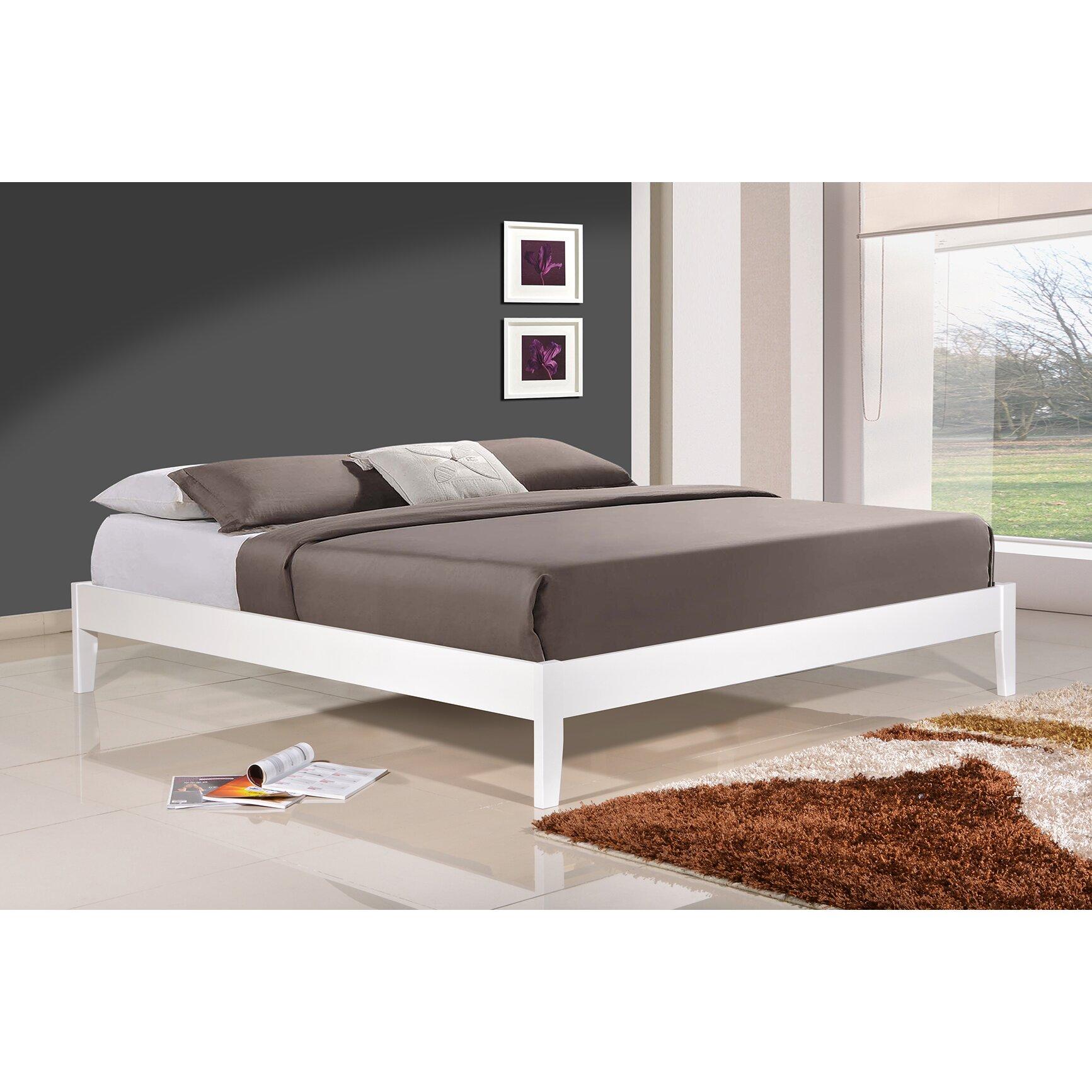Manhattan Bedroom Furniture Altozzo Manhattan Platform Bed Reviews Wayfair