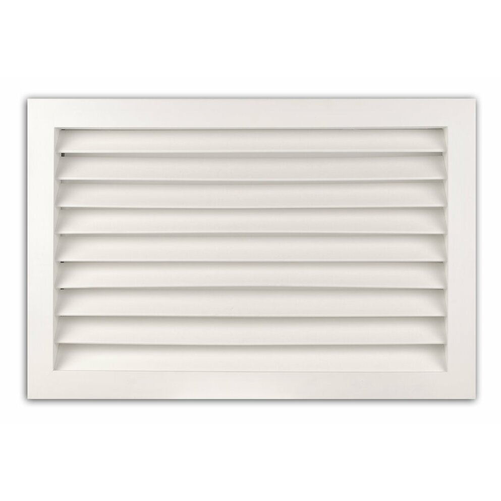 Decorative Return Air Vent Cover Worthhomeproducts 20 X 30 Wooden Return Air Grilles Wayfair