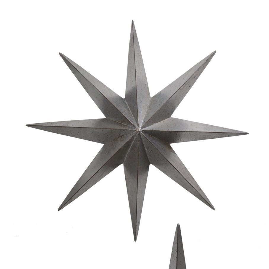 Metal Star Wall Decor Bayaccents Metal Star Wall Dccor Reviews Wayfair