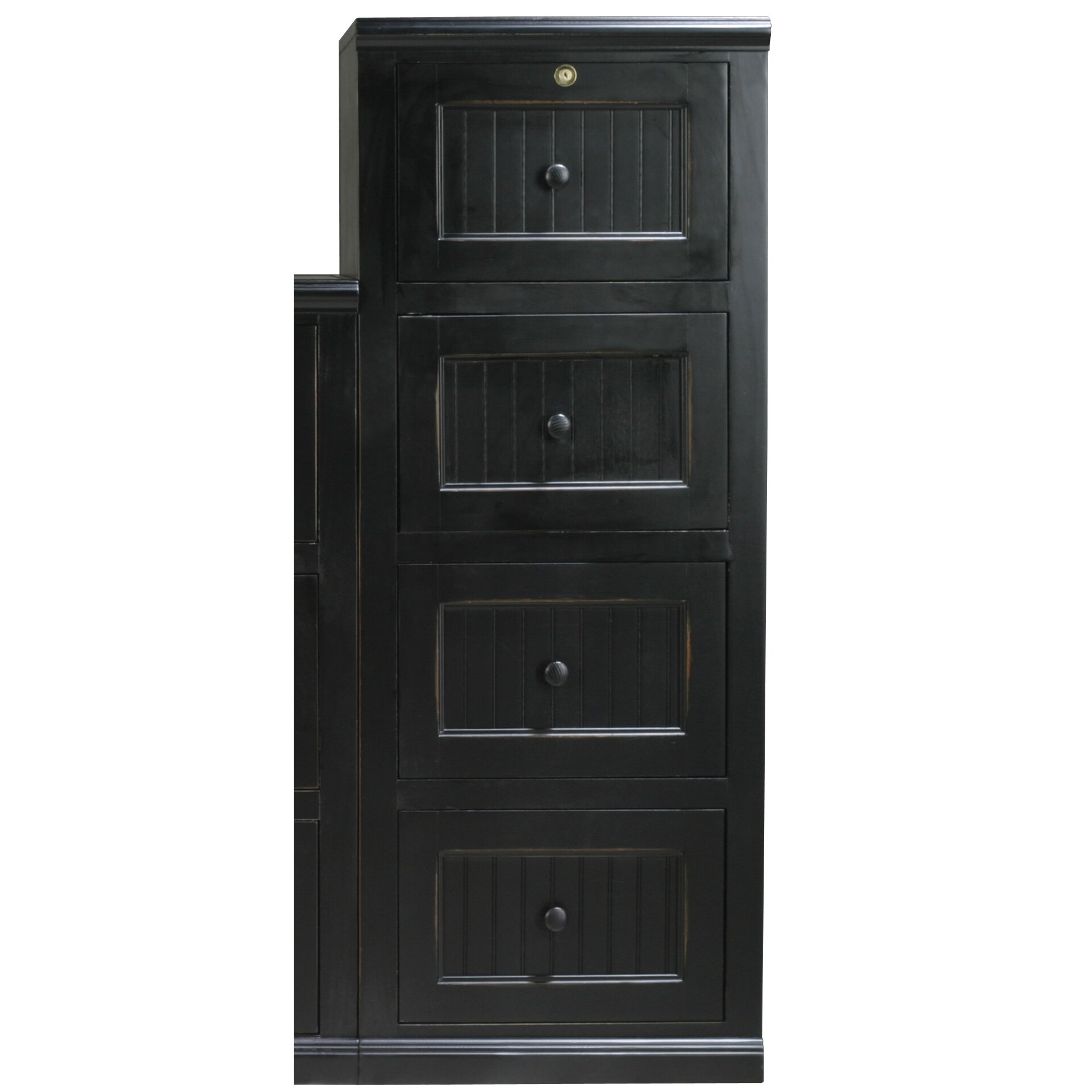 File Cabinet Harmon 4 Drawer File Cabinet Reviews Joss Main