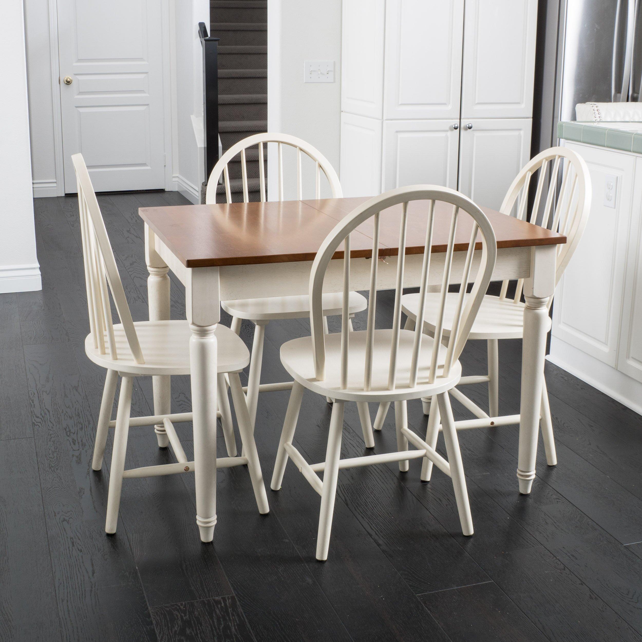 Windsor Kitchen & Dining Room Sets You\'ll Love | Wayfair