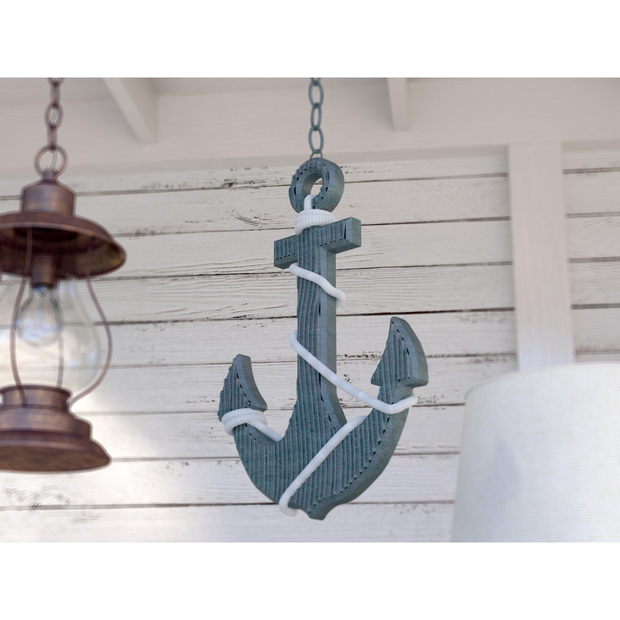 wooden anchor wall decor smartpros