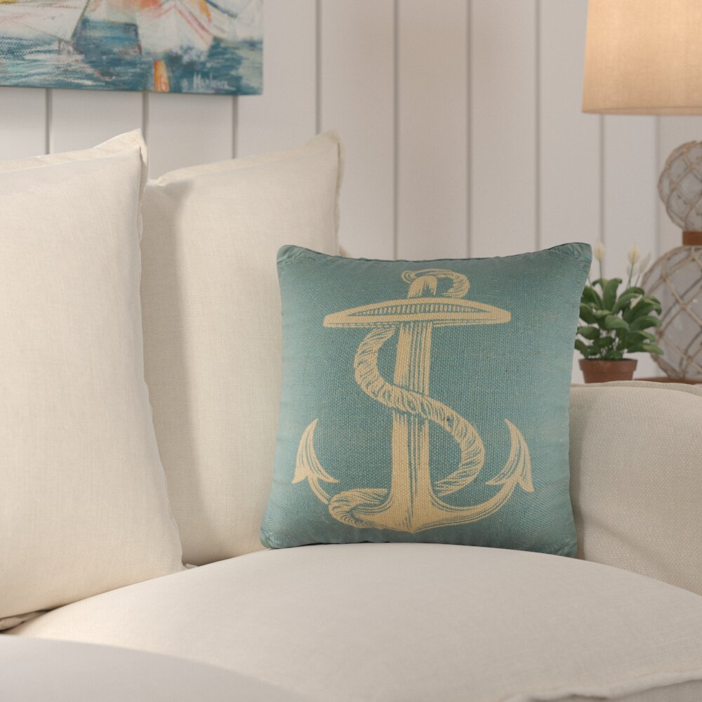 Throw Away Old Pillows : Breakwater Bay Old Ferry Throw Pillow & Reviews Wayfair