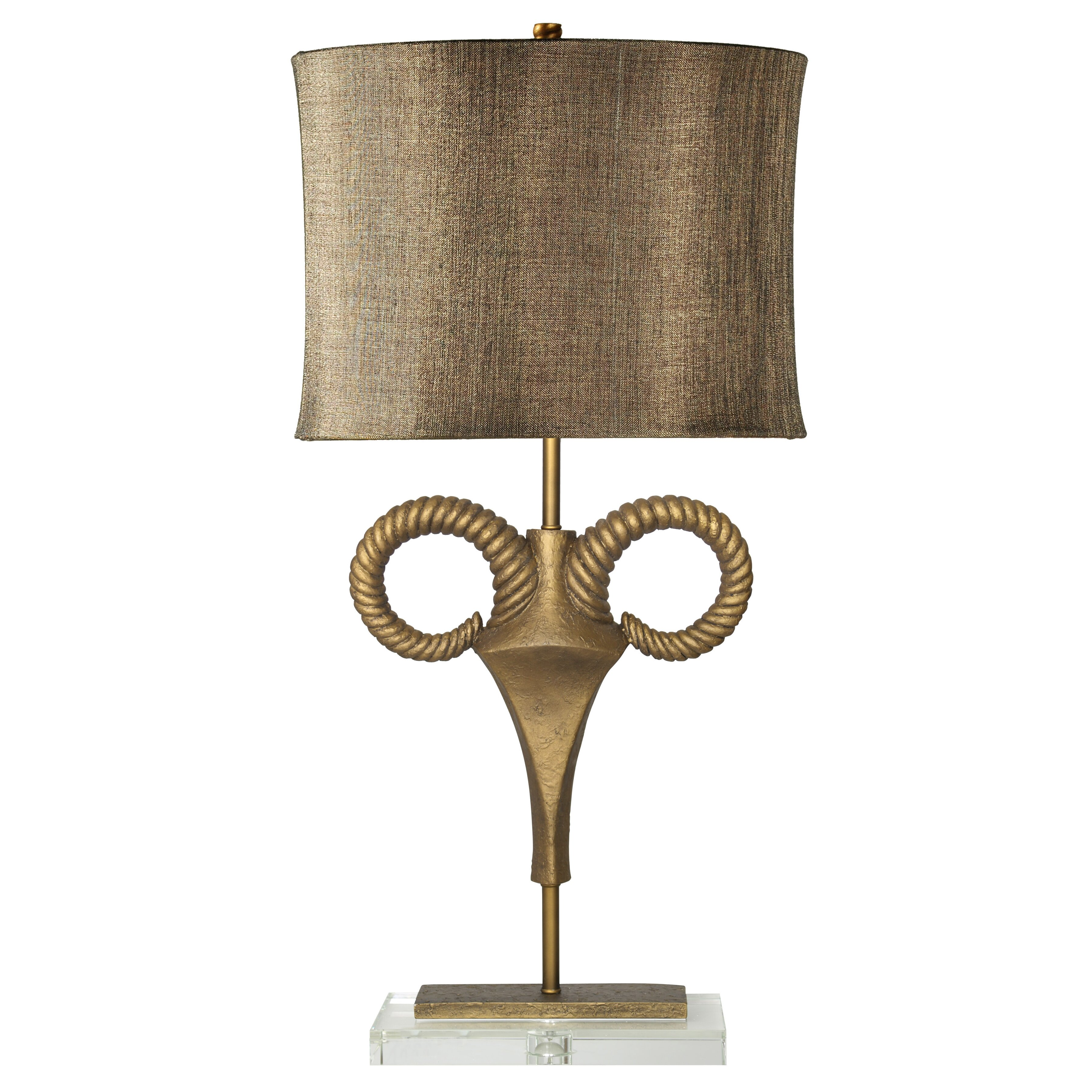 Table lamp harp sizes - Harp And Finial Nairobi 36 Table Lamp Magnifying Glass