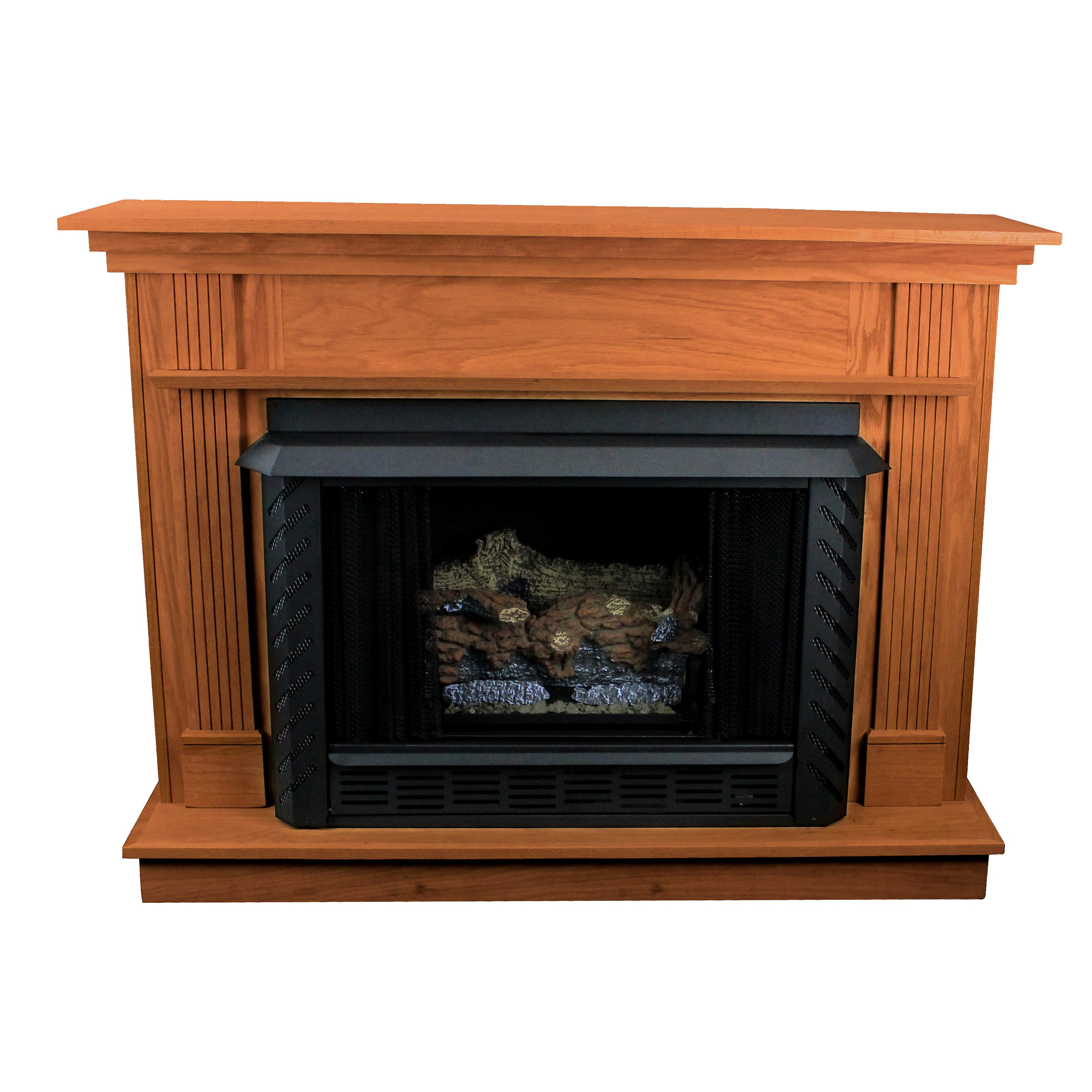 Ashley Hearth Vent Free Gas Fireplace Wayfair