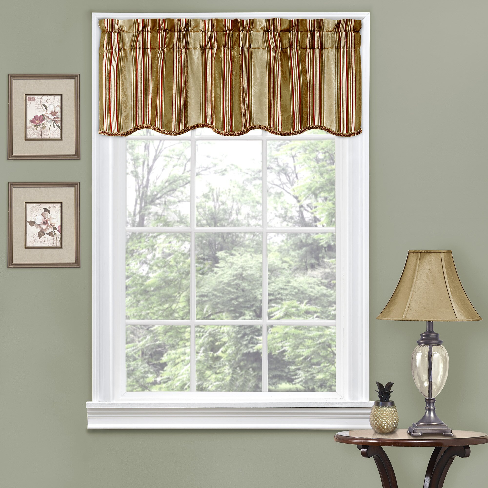 How To Hang Swag Curtains Free Image
